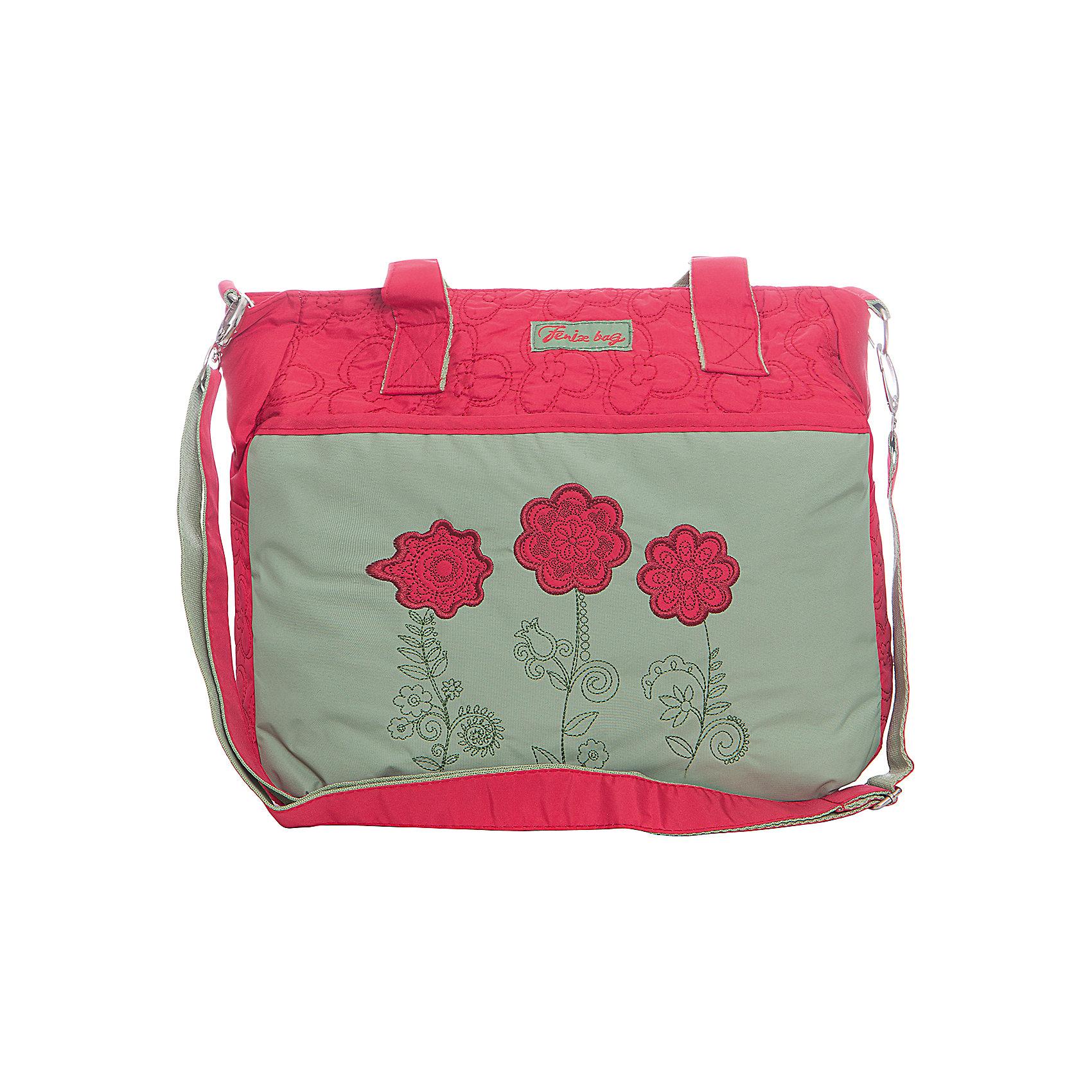 Сумка для девочек ЦветыДетские сумки<br>Девочки обожают аксессуары, эта стильная фиолетовая сумочка приведет в восторг всех юных модниц! Плечевой ремень модели регулируется по длине. Сумка имеет одно вместительное отделение и удобные карманы, декорирована оригинальной вышивкой и аппликацией. Эта стильная модель прекрасно впишется в гардероб и добавит любому наряду индивидуальность и очарование! <br><br>Дополнительная информация:<br><br>- Материал: металл, пластик, текстиль. <br>- Размер: 32х28х11 см.<br>- Тип застежки: молния. <br>- Плечевой ремень регулируется. <br>- 1 отделение.<br>- 4 кармана: 1 фронтальный, 1 внутренний карман на молнии и 2 боковых кармана.<br><br>Сумку для девочки Цветы можно купить в нашем магазине.<br><br>Ширина мм: 320<br>Глубина мм: 280<br>Высота мм: 110<br>Вес г: 295<br>Возраст от месяцев: 48<br>Возраст до месяцев: 120<br>Пол: Женский<br>Возраст: Детский<br>SKU: 4756058