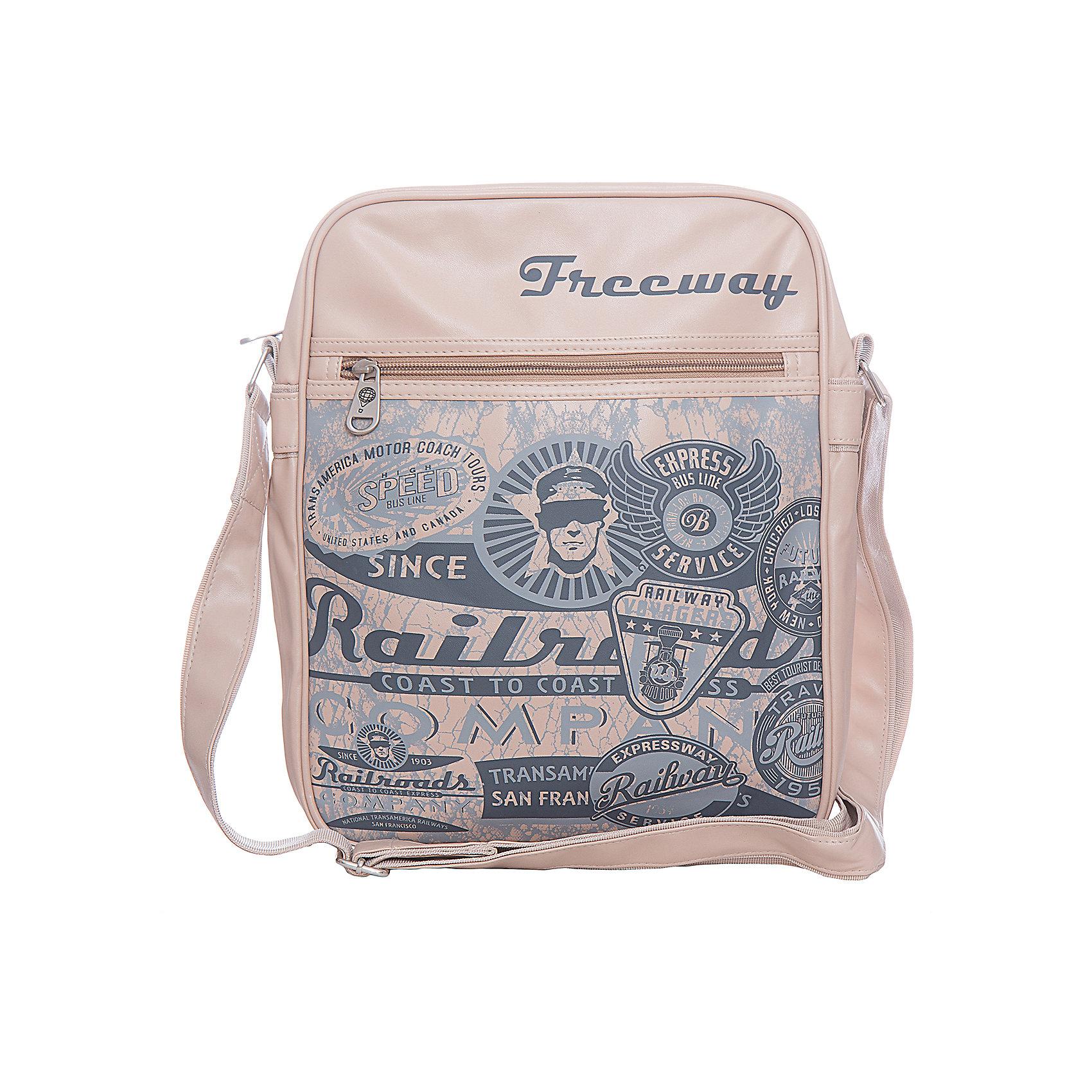 Сумка подростковаяШкольные сумки<br>Эта стильная сумка с оригинальным оформлением прекрасно впишется в гардероб ребенка и, конечно, понравится всем юным модникам! Модель оснащена уплотнённым плечевым ремнем, регулируемым по длине, удобными и практичными карманами.<br><br>Дополнительная информация:<br><br>- Материал: полиуретан.<br>- Размер: 33х9х26 см.<br>- Тип застежки: молния. <br>- Плечевой ремень регулируется.<br>- Карманы: 2 внутренних, 1 внешний для телефона, 2 узких кармана по бокам. <br>- Полноцветная печать с 3D технологией.<br><br>Сумку подростковую можно купить в нашем магазине.<br><br>Ширина мм: 370<br>Глубина мм: 300<br>Высота мм: 22<br>Вес г: 450<br>Возраст от месяцев: 144<br>Возраст до месяцев: 192<br>Пол: Мужской<br>Возраст: Детский<br>SKU: 4756064