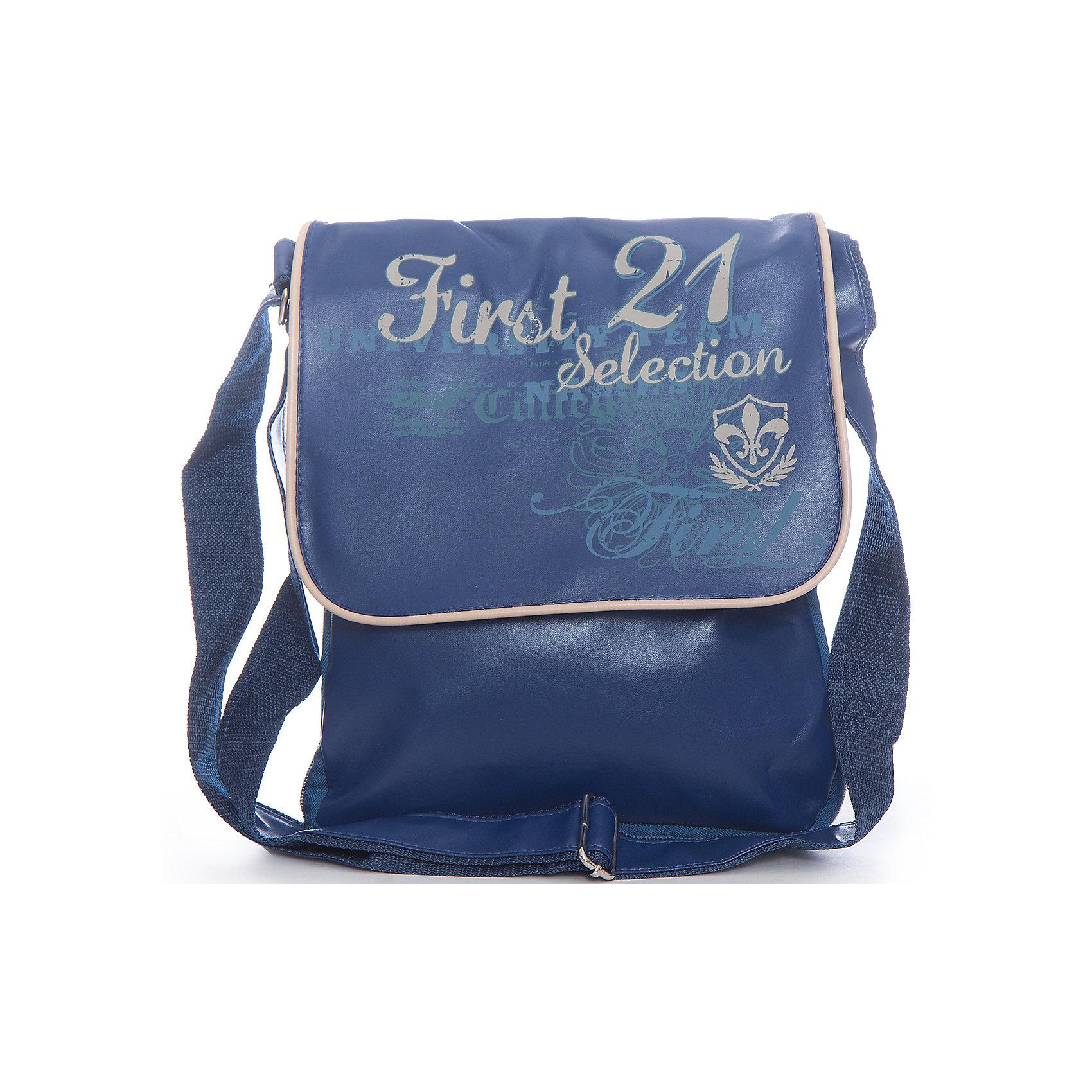 Сумка подростковая КолледжСтильная сумка с запоминающимся дизайном придется по вкусу любому подростку. Модель оснащена уплотнённым плечевым ремнем, регулируемым по длине, удобными и практичными карманами, выполнена из высококачественного прочного материала.  <br><br>Дополнительная информация:<br><br>- Материал: полиуретан.<br>- Размер: 25х30х3 см.<br>- Тип застежки: магнитный замок.  <br>- Плечевой ремень регулируется.<br>- 1 большое отделение с небольшим боковым карманом и карманом телефона.<br>- 2 маленьких отделения: 1 под клапаном, 1 сзади (закрывается на липучку).<br>- Полноцветная печать с 3D технологией.<br><br>Сумку подростковую Колледж можно купить в нашем магазине.<br><br>Ширина мм: 310<br>Глубина мм: 260<br>Высота мм: 40<br>Вес г: 270<br>Возраст от месяцев: 144<br>Возраст до месяцев: 192<br>Пол: Унисекс<br>Возраст: Детский<br>SKU: 4756070