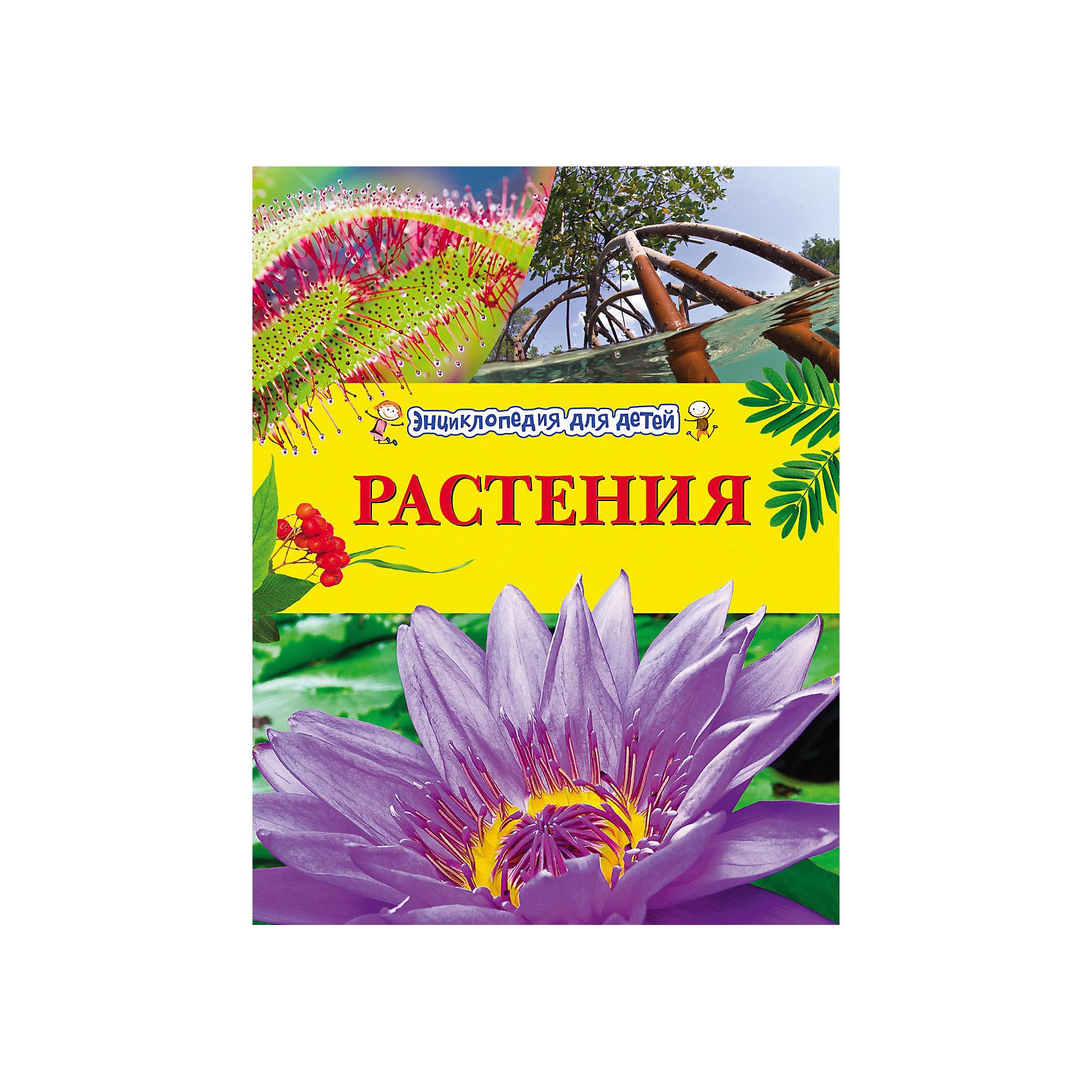 """Энциклопедия для детей """"Растения"""""""