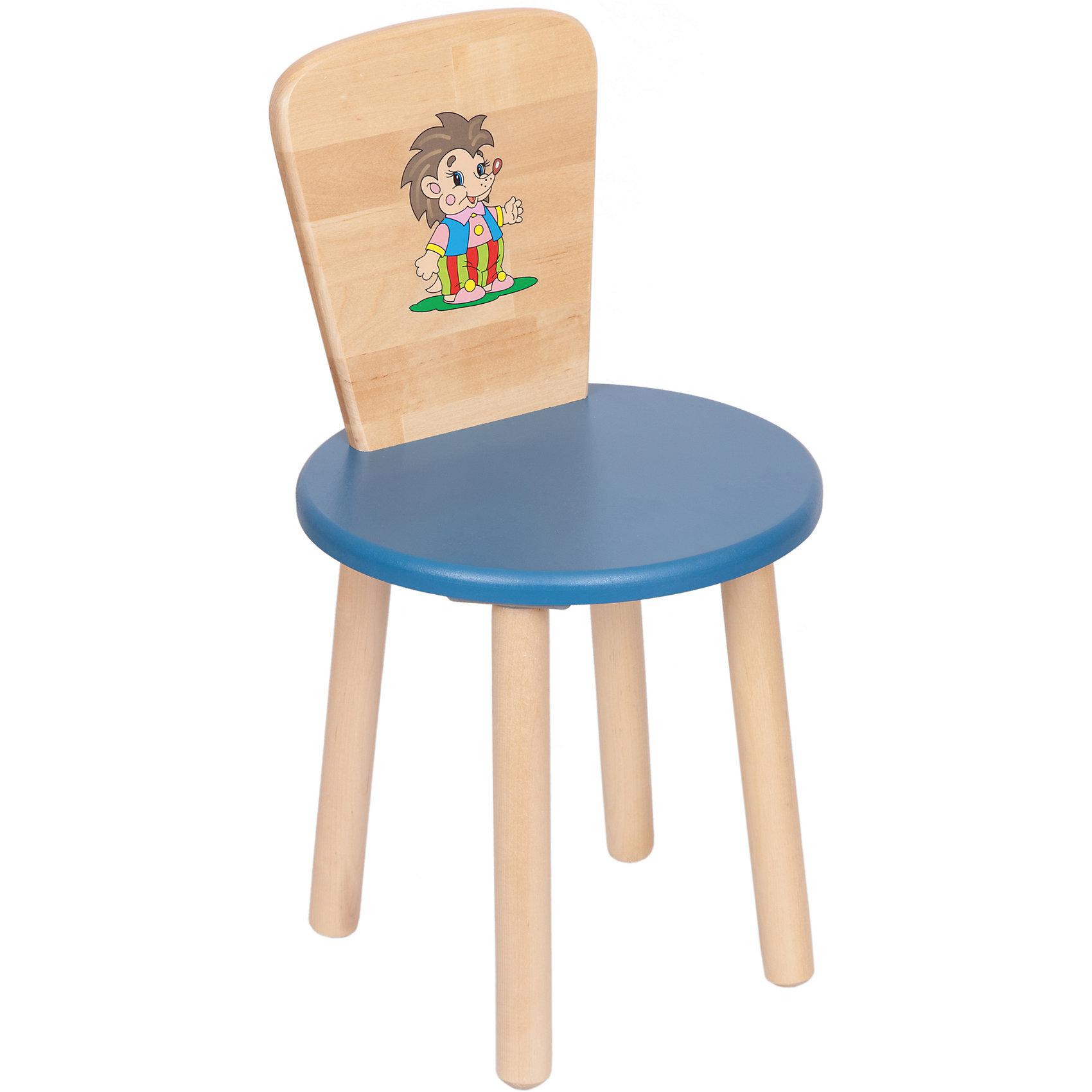 РусЭкоМебель Синий стул