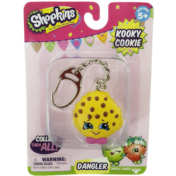 Брелок Kooky Cookie, Shopkins