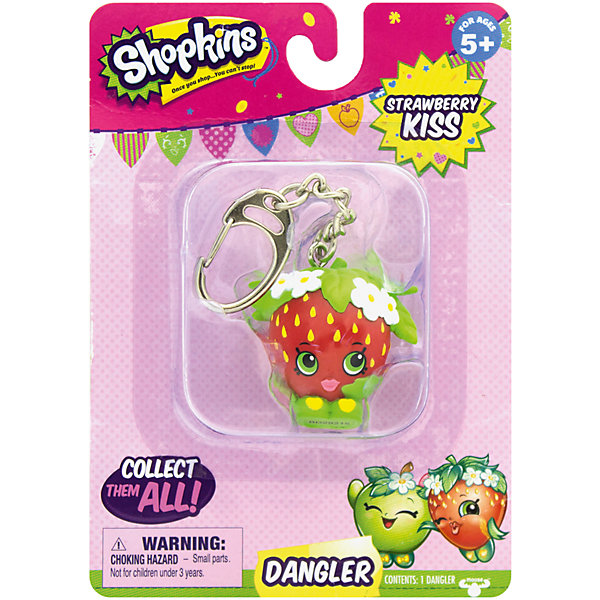 Брелок Strawberry Kiss, Shopkins