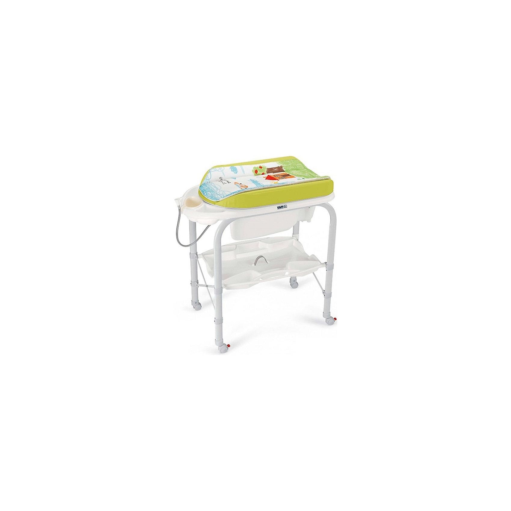 CAM Пеленальный стол Cambio, CAM, салатовый Bebe amore mio