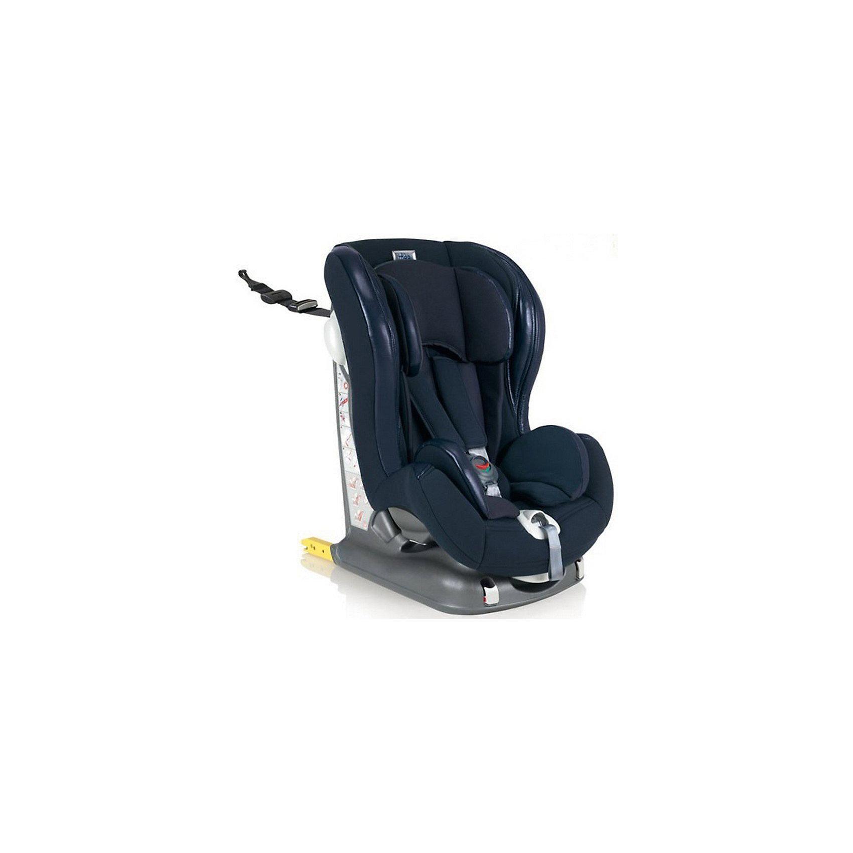 Автокресло Viaggiosicuro Isofix, 9-18кг., CAM, синийАвтокресло Viaggiosicuro Isofix, CAM - комфортная надежная модель, которая сделает поездку Вашего ребенка приятной и безопасной. Сиденье кресла с анатомическим подголовником обеспечивает комфорт во время длительных поездок. Наклон спинки можно регулировать в 5<br>положениях, что позволяет выбрать наиболее удобное для ребенка. Кресло оснащено регулируемыми 5-точечными ремнями безопасности с мягкими плечевыми накладками и ремешком между ножек. Усиленная боковая защита убережёт ребёнка от серьезных травм. <br><br>Автокресло устанавливается лицом вперед, по ходу движения автомобиля с помощью штатных ремней безопасности или с помощью универсальных креплений Isofix (желтые соединительные элементы в задней части кресла) и фиксатора Top tether (расположен в верхней части<br>автокресла). Имеются индикаторы правильной установки кресла. Обивка кресла изготовлена из высококачественных материалов, тканевые гипоаллергенные чехлы снимаются для чистки или стирки при t 30°C. Автокресло имеет стандарт безопасности ECE R 44/04. Рассчитано на детей<br>от 9 мес. до 4 лет, весом 9-18 кг.<br><br><br>Дополнительная информация:<br><br>- Цвет: синий. <br>- Материал: текстиль, пластик, металл.<br>- Возраст: 9 мес. - 4 года (9-18 кг.)<br>- Размер: 44 х 53 х 64 см. <br>- Вес: 10,4 кг.<br><br>Автокресло Viaggiosicuro Isofix, 9-18 кг., CAM, синий, можно купить в нашем интернет-магазине.<br><br>Ширина мм: 385<br>Глубина мм: 345<br>Высота мм: 415<br>Вес г: 11760<br>Возраст от месяцев: 9<br>Возраст до месяцев: 36<br>Пол: Унисекс<br>Возраст: Детский<br>SKU: 4761362