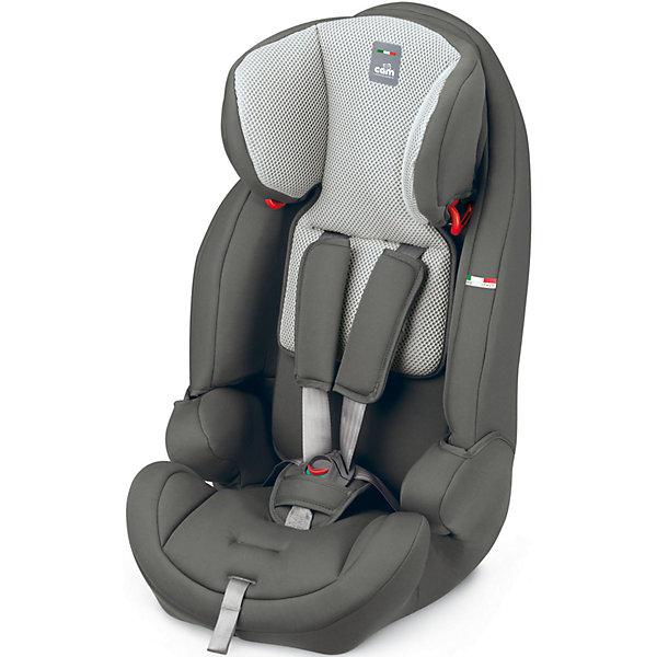 Автокресло CAM Le Mans, 9-36кг, антрацитГруппа 1-2-3  (от 9 до 36 кг)<br>Автокресло Le Mans, CAM - комфортная надежная модель, которая сделает поездку Вашего ребенка приятной и безопасной. Благодаря особой конструкции автокресло может использоваться в течении длительного времени и охватывает весовые категории детей от 1 года до 12 лет.<br>Комфортное кресло оснащено ортопедической спинкой с регулируемым углом наклона и обеспечивает удобство сидения во время длительных поездок. Подголовник регулируется по высоте в зависимости от роста ребенка. Для малышей предусмотрен мягкий анатомический вкладыш.<br>Регулируемые 5-точечные ремни безопасности с мягкими плечевыми накладками надежно удерживают ребенка в кресле. Противоударный каркас и усиленная боковая защита уберегут ребёнка от серьезных травм.  <br><br>Автокресло легко и надежно устанавливается на заднее сиденье автомобиля по ходу движения. Для детей постарше (2-й группы, 15 -36 кг.) ремни автокресла можно снять и использовать штатные ремни автомобиля, которые фиксируются специальными ограничителями. Для детей 3-й<br>группы (весом 22-36 кг.) съемная спинка демонтируется и сиденье используется в качестве бустера. Кресло изготовлено из высококачественных материалов, износостойкие тканевые чехлы снимаются для чистки или стирки при температуре 30 градусов. Соответствует европейскому<br>стандарту безопасности ECE R44/04. Рассчитано на детей от 1 года до 12 лет, весом 9-36 кг.<br><br><br>Дополнительная информация: <br><br>- Цвет: антрацит.<br>- Вес ребенка: 9-36 кг. (1-12 лет).<br>- Группа 1-2-3.<br>- Материал: пластик, полиэстер. <br>- Размеры кресла: 45 x 43 x 75 см. <br>- Вес: 6,4 кг.<br><br>Автокресло Le Mans, 9-36 кг., CAM, антрацит, можно купить в нашем интернет-магазине.<br><br>Ширина мм: 465<br>Глубина мм: 460<br>Высота мм: 815<br>Вес г: 5500<br>Возраст от месяцев: 6<br>Возраст до месяцев: 144<br>Пол: Унисекс<br>Возраст: Детский<br>SKU: 4761364