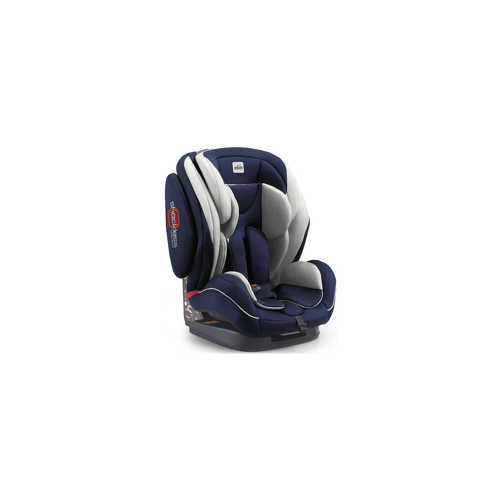 CAM Автокресло Regolo с Isofix, 9-36 кг., CAM, синий