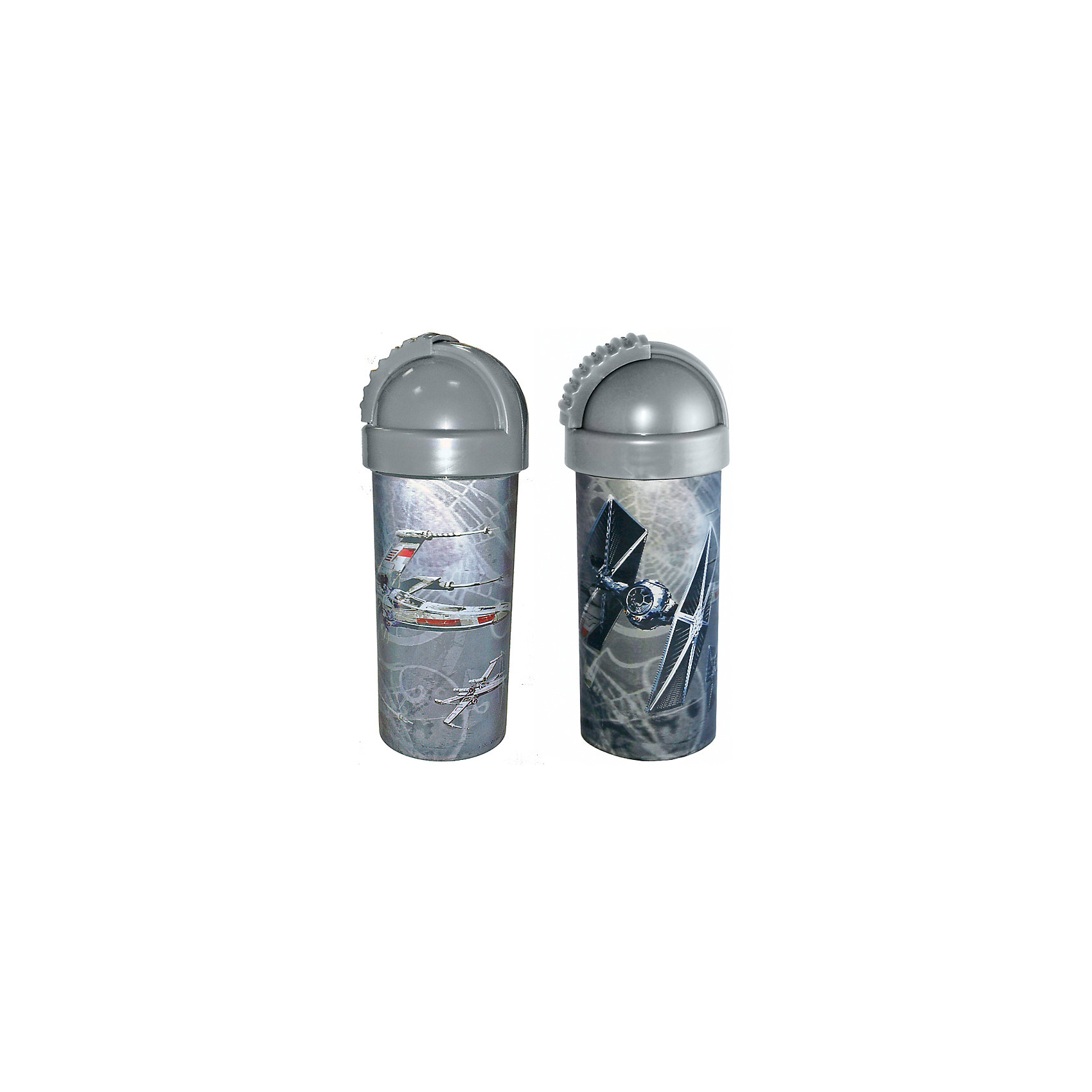 МФК-профит Фляга, 400 мл, Звездные войны полироль пластика goodyear атлантическая свежесть матовый аэрозоль 400 мл