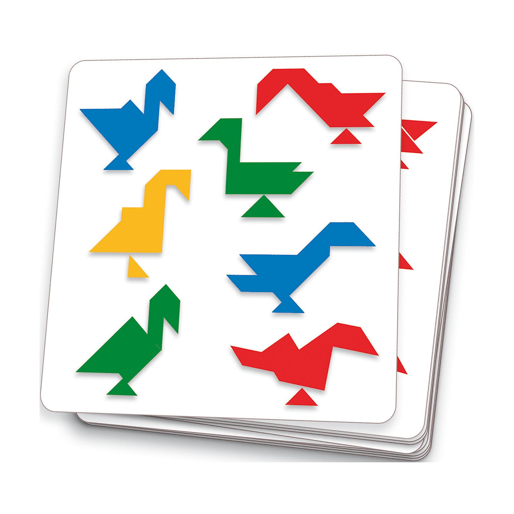Танграм магнитный, DJECOРазвивающие игры<br>Танграм магнитный. Интересный набор штампов, с помощью которых Ваш ребенок научится создавать фигуры – танграмы. Малышу придётся по вкусу эта игрушка. При этом Ваш ребенок может развивать мелкую моторику пальчиков, свою усидчевость и старание создать красивую картинку.<br><br>Ширина мм: 230<br>Глубина мм: 5<br>Высота мм: 160<br>Вес г: 210<br>Возраст от месяцев: 36<br>Возраст до месяцев: 1188<br>Пол: Унисекс<br>Возраст: Детский<br>SKU: 4761434