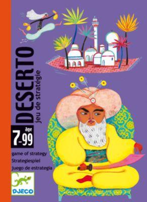Карточная игра Десерто , DJECO