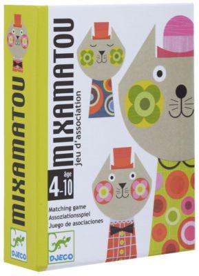 Карточная игра Миксамато , DJECO фото-1