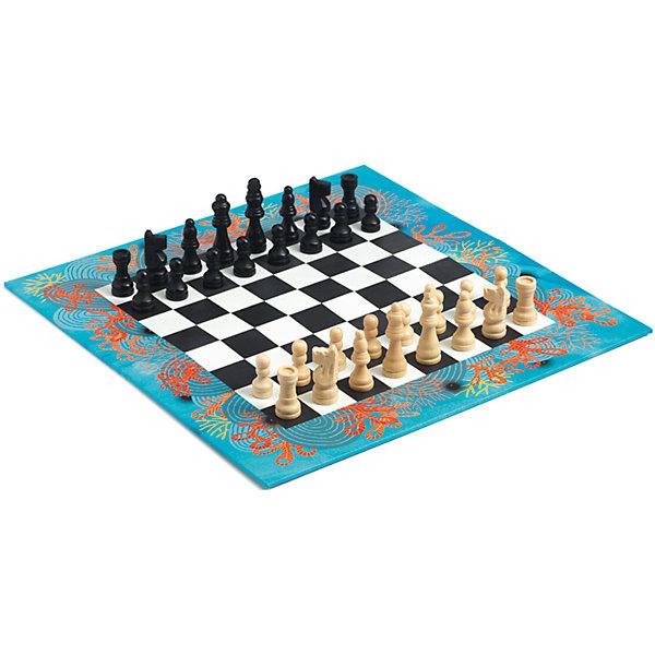 Шахматы, DJECOСпортивные настольные игры<br>Шахматы от французского производителя Djeco – великолепный набор, который понравится и детям, и взрослым! <br><br>Яркий набор классической игры в неповторимом дизайне Djeco! Набор включает в себя прекрасные деревянные фигурки и иллюстрированную доску для игры. <br><br>Игра в шахматы развивает логическое и стратегическое мышление, внимательность, способность к принятию решений. <br><br>Набор изготовлен из безопасных высококачественных материалов. <br>Продается в яркой подарочной упаковке.<br>Ширина мм: 380; Глубина мм: 160; Высота мм: 30; Вес г: 300; Возраст от месяцев: 36; Возраст до месяцев: 1188; Пол: Унисекс; Возраст: Детский; SKU: 4761450;