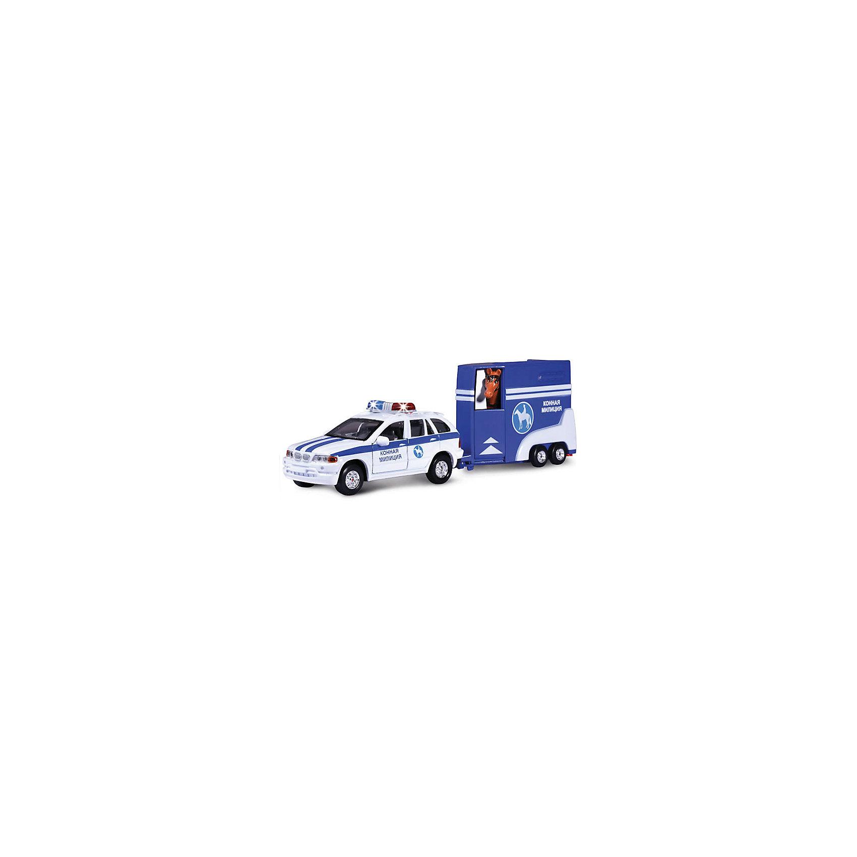 Набор Фургон с лошадкой, металл., свет+звук, открыв. Двери, ТЕХНОПАРКНабор Фургон с лошадкой, металл., свет+звук, открыв. Двери, ТЕХНОПАРК.<br><br>Характеристика:<br><br>• Материал: металл, пластик, резина.  <br>• Размер упаковки: 31 х 16 х 7 см.<br>• Комплектация: фургон с лошадью, автомобиль. <br>• Двери открываются.<br>• Колеса подвижные. <br>• Звуковые и световые эффекты. <br>• Элемент питания: батарейки AG13 (входят в комплект).<br><br>Набор Фургон с лошадкой займет достойное место в коллекции автомобилей. В набор входит фургон с лошадью и автомобиль конной полиции. Все детали набора выполнены из высококачественного пластика, отлично детализированы и реалистично раскрашены. <br><br>Набор Фургон с лошадкой, металл., свет+звук, открыв. Двери, ТЕХНОПАРК, можно купить в нашем интернет-магазине.<br><br>Ширина мм: 310<br>Глубина мм: 160<br>Высота мм: 70<br>Вес г: 460<br>Возраст от месяцев: 36<br>Возраст до месяцев: 120<br>Пол: Мужской<br>Возраст: Детский<br>SKU: 4763386