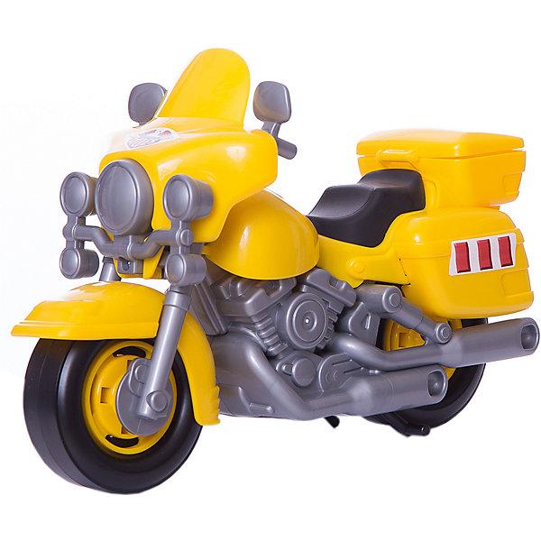Мотоцикл полицейский