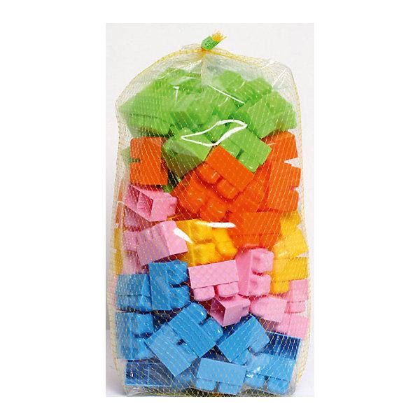 Конструктор Малютка, 120 дет., ПолесьеПластмассовые конструкторы<br>Конструктор Малютка, 120 дет., Полесье.<br><br>Характеристики:<br><br>- В комплекте: 120 деталей<br>- Материал: высококачественная пластмасса<br>- Размер одного блока: 4х2х2 см.<br>- Размер упаковки: 17х31х15 см.<br>- Упаковка: пакет<br><br>Блочный конструктор Малютка обязательно порадует вашего ребенка своими яркими красками. Из него можно собрать бесконечное множество построек, все зависит от фантазии малыша. Конструктор состоит из 120 одинаковых по форме блоков, раскрашенных, в пять разных цветов (голубой, желтый, оранжевый, розовый и салатовый). Все детали выполнены из качественной пластмассы и не имеют острых краев. Яркие цвета заряжают хорошим настроением и побуждают малыша к активным действиям. Конструктор развивает мелкую моторику, координацию движений и пространственное воображение, и помогает малышу запомнить названия цветов.<br><br>Конструктор Малютка, 120 дет., Полесье можно купить в нашем интернет-магазине.<br><br>Ширина мм: 310<br>Глубина мм: 190<br>Высота мм: 150<br>Вес г: 560<br>Возраст от месяцев: 36<br>Возраст до месяцев: 96<br>Пол: Унисекс<br>Возраст: Детский<br>SKU: 4763433