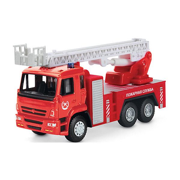 Пожарная машина, инерц., ТЕХНОПАРКМашинки<br>Характеристики:<br><br>• тип игрушки: машина;<br>• возраст: от 3 лет;<br>• размер:  15х20х6 см;<br>• масштаб: 1:20;<br>• материал: металл, пластик;<br>• бренд: Технопарк;<br>• страна производителя: Китай.<br><br>Технопарк «Пожарная машина»   представляет собой машину пожарной службы с краном. Изготовлена из металла с элементами пластика и может стать как хорошей игрушкой для ребенка, так и пополнить коллекцию металлических машинок. Благодаря инерционному механизму, машинка может ездить сама – с такой игрушкой можно придумать интересные сюжетные игры. <br><br>Тематические игры с интересными сюжетами разбудят воображение ребёнка, а манипуляции с игрушкой потренируют мелкую моторику пальцев рук. Масштабные модели от компании «Технопарк» отличаются качественными ударопрочными материалами, продлевающими долговечность изделия тщательным исполнением со вниманием ко всем деталям, и имеют требуемые сертификаты соответствия для детских игрушек.<br><br>Технопарк «Пожарная машина» можно купить в нашем интернет-магазине.<br>Ширина мм: 150; Глубина мм: 200; Высота мм: 60; Вес г: 190; Возраст от месяцев: 36; Возраст до месяцев: 120; Пол: Мужской; Возраст: Детский; SKU: 4763458;