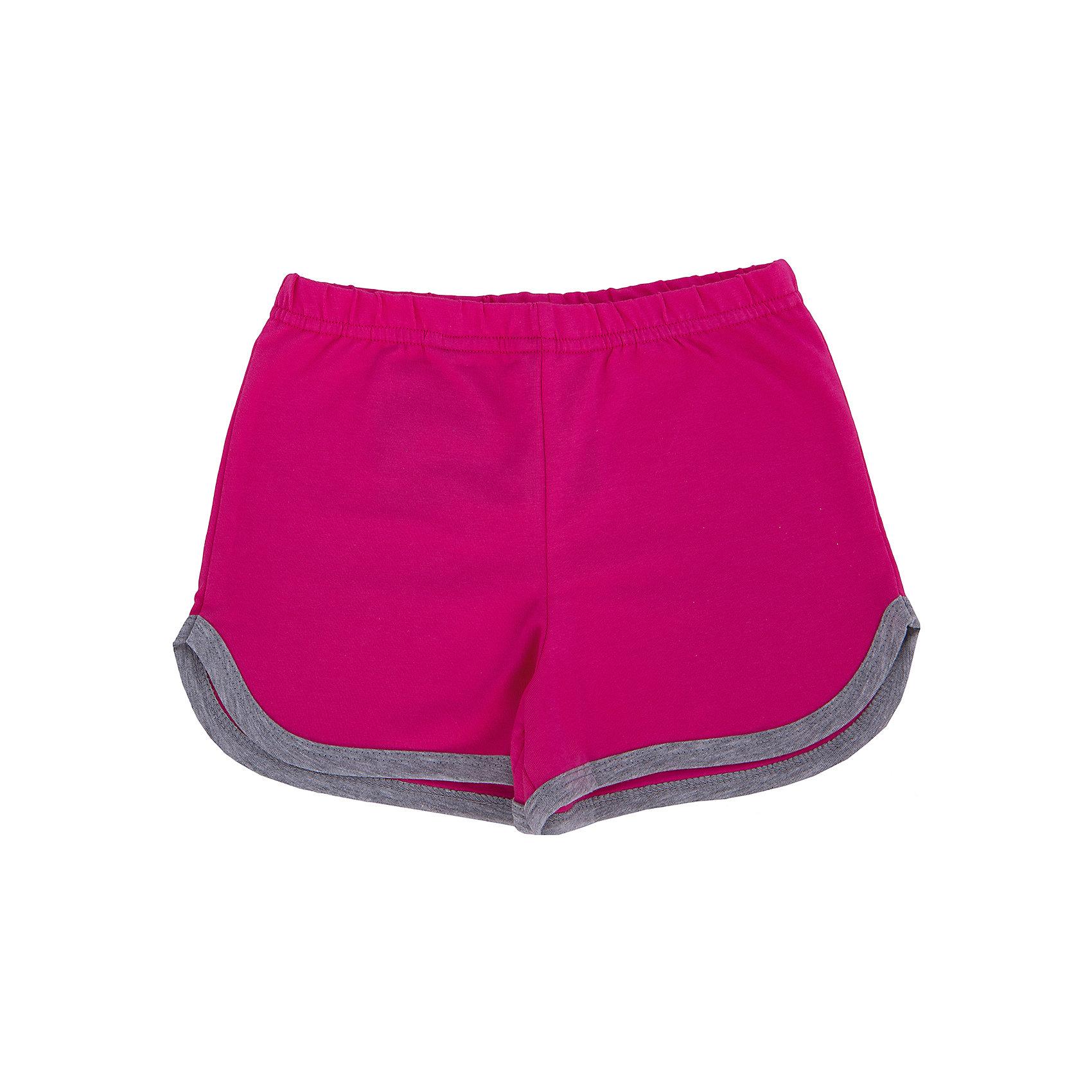Шорты для девочки АпрельШорты, бриджи, капри<br>Яркие шорты - прекрасный вариант для жаркой погоды! Модель на эластичном поясе декорирована контрастной отделкой.   Шорты выполнены из высококачественного материала очень приятного на ощупь, прекрасно пропускающего воздух. <br><br>Дополнительная информация:<br><br>- Мягкий, приятный на ощупь материал. <br>- Модель на эластичном поясе.<br>Состав: <br>- хлопок 92%, лайкра 8%.<br><br>Шорты для девочки, Апрель, можно купить в нашем магазине.<br><br>Ширина мм: 191<br>Глубина мм: 10<br>Высота мм: 175<br>Вес г: 273<br>Цвет: розовый<br>Возраст от месяцев: 60<br>Возраст до месяцев: 72<br>Пол: Женский<br>Возраст: Детский<br>Размер: 116,146,140,134,128,122<br>SKU: 4763559