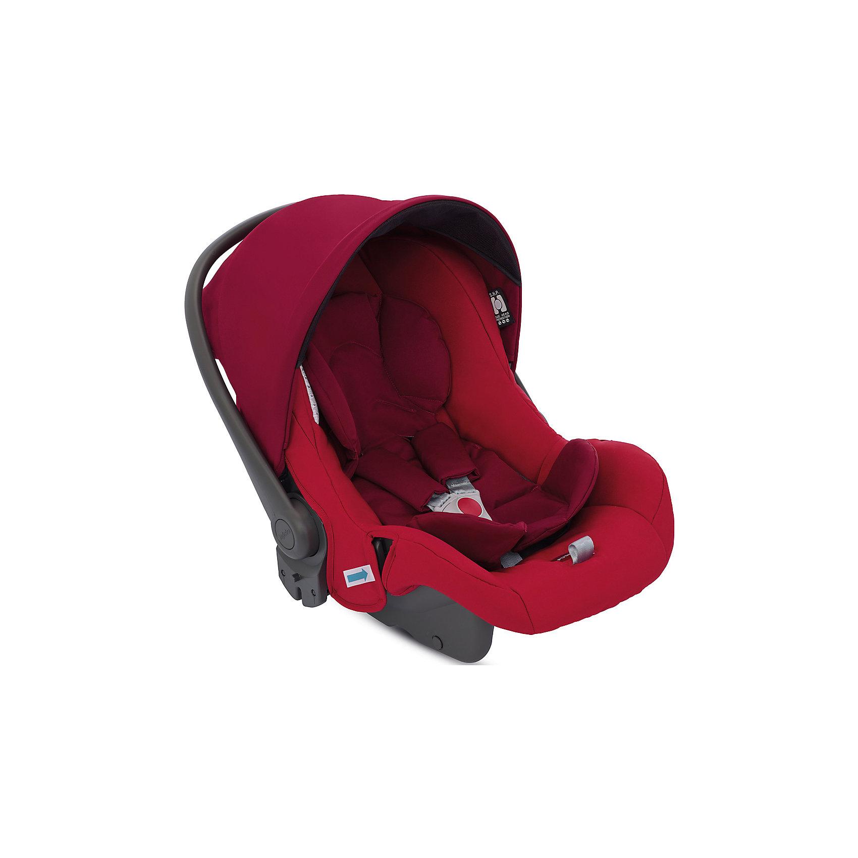 Автокресло Huggy MULTIFIX 0-13 кг., Inglesina, AmarenaАвтокресло Huggy MULTIFIX обеспечит малышам комфорт и безопасность во время поездок на автомобиле. Кресло обладает регулируемой спинкой, технология Side Head Protection защитит малышей от боковых ударов. Автокресло легко установить в автомобиле с его базой, в обыкновенной комплектации или в комплектации Isofix (покупается отдельно) или без нее. Кресло сочетается с коляской Trilogy, делая детское транспортное средство максимально компактным. Это идеальный вариант для прогулок по людным местам. Благодаря системе Easy Clip, процесс установки автокресла на шасси максимально упрощен.  Мягкий вкладыш и 3-точечные страховочные ремни обеспечат малышам максимальный комфорт и безопасность. Кресло имеет эргономичную ручку для переноски, которая регулируется в 4 положениях. Тканевый чехол легко снимается и стирается при температуре не более 30 градусов в режиме деликатной стирки.<br><br>Дополнительная информация:<br><br>- Материал: текстиль, пластик, металл.<br>- Размер: 68х42х55 см.<br>- Вес: 3,7 кг.<br>- Группа 0+ (до 13 кг).<br>- Устанавливается против хода движения. <br>- Трехточечные ремни безопасности.<br>- Мягкий вкладыш. <br>- Индикаторы правильного крепления кресла.<br>- Фиксация в авто штатными ремнями.<br>- Установка в коляске Trilogy креплением Easy Clip.<br>- Удобная ручка-переноска, регулируемая в 4 положениях.<br>- В комплекте: нескользящий анатомический вкладыш, капюшон.<br><br>Автокресло Huggy MULTIFIX 0-13 кг., Inglesina (Инглезина), Amarena, можно купить в нашем магазине.<br><br>Ширина мм: 440<br>Глубина мм: 385<br>Высота мм: 725<br>Вес г: 3700<br>Цвет: красный<br>Возраст от месяцев: 0<br>Возраст до месяцев: 18<br>Пол: Унисекс<br>Возраст: Детский<br>SKU: 4764246