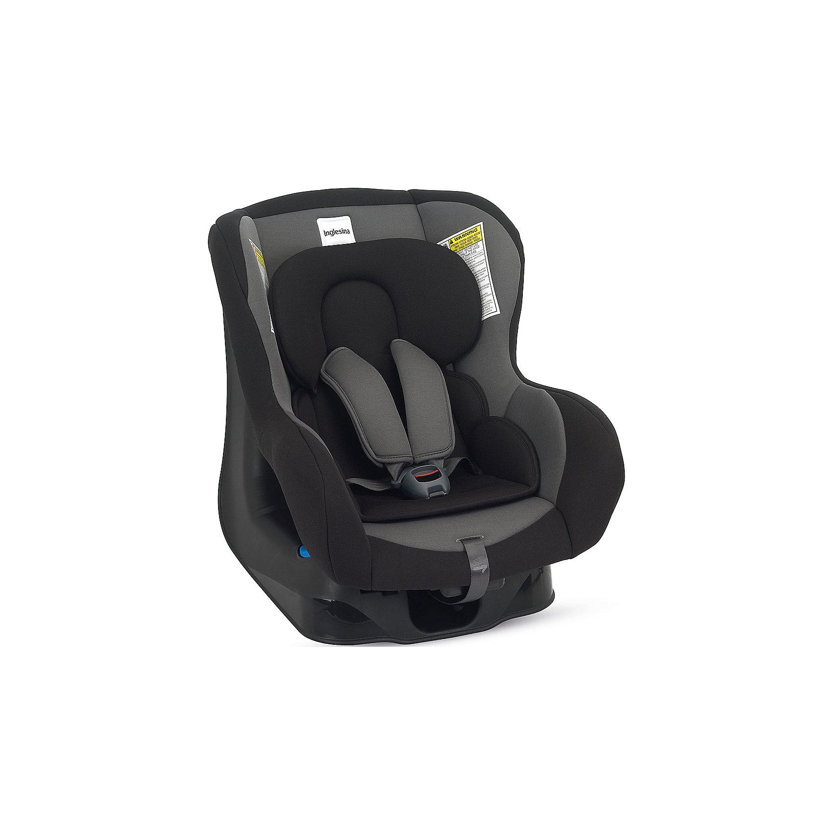 Автокресло Inglesina Magellano 0-18 кг, BlackГруппа 0+, 1 (До 18 кг)<br>Автокресло Magellano - прекрасный вариант для малышей, с ним поездки в автомобиле всегда будут безопасными и комфортными. Технология Side Head Protection защитит малышей от боковых ударов. Кресло обладает удобной универсальной конструкцией и приятной на ощупь обивкой. Чехлы сшиты из практичной и прочной ткани. Их можно снимать и стирать в режиме деликатной стирки. Модель предусматривает уютный вкладыш для малышей с ремнями безопасности с мягкими накладками. Для еще более комфортного отдыха, угол наклона спинки регулируется. <br><br>Дополнительная информация:<br><br>- Материал: текстиль, пластик, металл.<br>- Размер: 44х59х54 см.<br>- Вес: 6 кг.<br>- Группа 0+/1 (до 18 кг).<br>- Устанавливается по ходу и против хода движения. <br>- Ремни безопасности.<br>- Мягкий вкладыш. <br>- Крепится в автомобиле с помощью штатных ремней.<br><br>Автокресло Magellano 0-18 кг., Inglesina (Инглезина), Black, можно купить в нашем магазине.<br><br>Ширина мм: 590<br>Глубина мм: 460<br>Высота мм: 625<br>Вес г: 8500<br>Возраст от месяцев: 0<br>Возраст до месяцев: 48<br>Пол: Унисекс<br>Возраст: Детский<br>SKU: 4764248