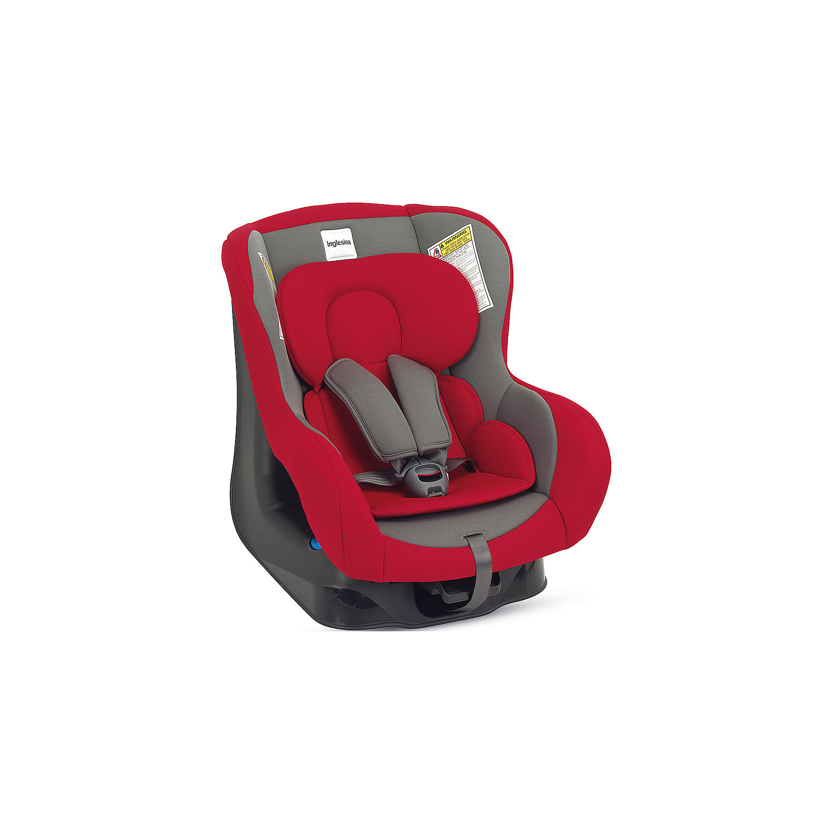 Автокресло Magellano 0-18 кг., Inglesina, RedАвтокресло Magellano - прекрасный вариант для малышей, с ним поездки в автомобиле всегда будут безопасными и комфортными. Технология Side Head Protection защитит малышей от боковых ударов. Кресло обладает удобной универсальной конструкцией и приятной на ощупь обивкой. Чехлы сшиты из практичной и прочной ткани. Их можно снимать и стирать в режиме деликатной стирки. Модель предусматривает уютный вкладыш для малышей с ремнями безопасности с мягкими накладками. Для еще более комфортного отдыха, угол наклона спинки регулируется. <br><br>Дополнительная информация:<br><br>- Материал: текстиль, пластик, металл.<br>- Размер: 44х59х54 см.<br>- Вес: 6 кг.<br>- Группа 0+/1 (до 18 кг).<br>- Устанавливается по ходу и против хода движения. <br>- Ремни безопасности.<br>- Мягкий вкладыш. <br>- Крепится в автомобиле с помощью штатных ремней.<br><br>Автокресло Magellano 0-18 кг., Inglesina (Инглезина), Red, можно купить в нашем магазине.<br><br>Ширина мм: 590<br>Глубина мм: 460<br>Высота мм: 625<br>Вес г: 8500<br>Возраст от месяцев: 0<br>Возраст до месяцев: 48<br>Пол: Унисекс<br>Возраст: Детский<br>SKU: 4764250
