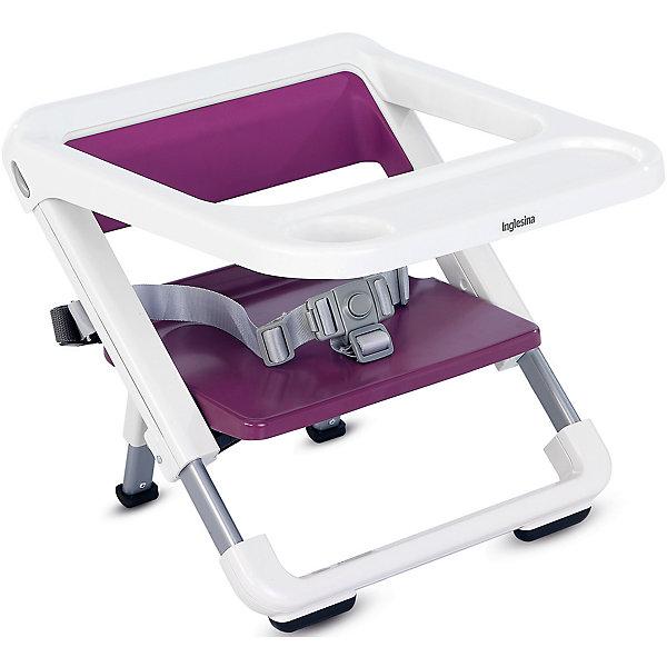 Переносной стул-подставка Brunch, Inglesina, grapeСтульчики для кормления<br>Переносной стул-подставка Brunch невероятно компактный и удобный - прекрасный вариант для малышей и их родителей. Основательный, практичный и легкий, каркас Brunch подходит к большинству моделей стульев, позволяя ребенку сидеть за столом вместе со взрослыми. Практичный съемный поднос оказывается незаменимым для кормления малышей. Резиновая препятствующая скольжению подложка, имеющаяся на переднем держателе, защищает каркас от случайных и опасных соскальзываний со стула. Стул очень быстро складывается и убирается в практичную небольшую сумку (в комплекте), в сложенном состоянии занимает мало места. <br><br>Дополнительная информация:<br><br>- Материал: пластик, резина.<br>- Размер: 36,5 x 27,5/32,5 x 28/33 см.<br>- Размер в сложенном виде: 36,5 x 6 x 38 см.<br>- Вес: 2 кг.<br>- Ремни безопасности.<br>- Съемный поднос. <br>- Резиновая подножка.<br>- Сумка для переноски в комплекте.<br><br>Переносной стул-подставка Brunch, Inglesina (Инглезина), можно купить в нашем магазине.<br><br>Ширина мм: 387<br>Глубина мм: 276<br>Высота мм: 441<br>Вес г: 3020<br>Возраст от месяцев: 6<br>Возраст до месяцев: 36<br>Пол: Унисекс<br>Возраст: Детский<br>SKU: 4764275