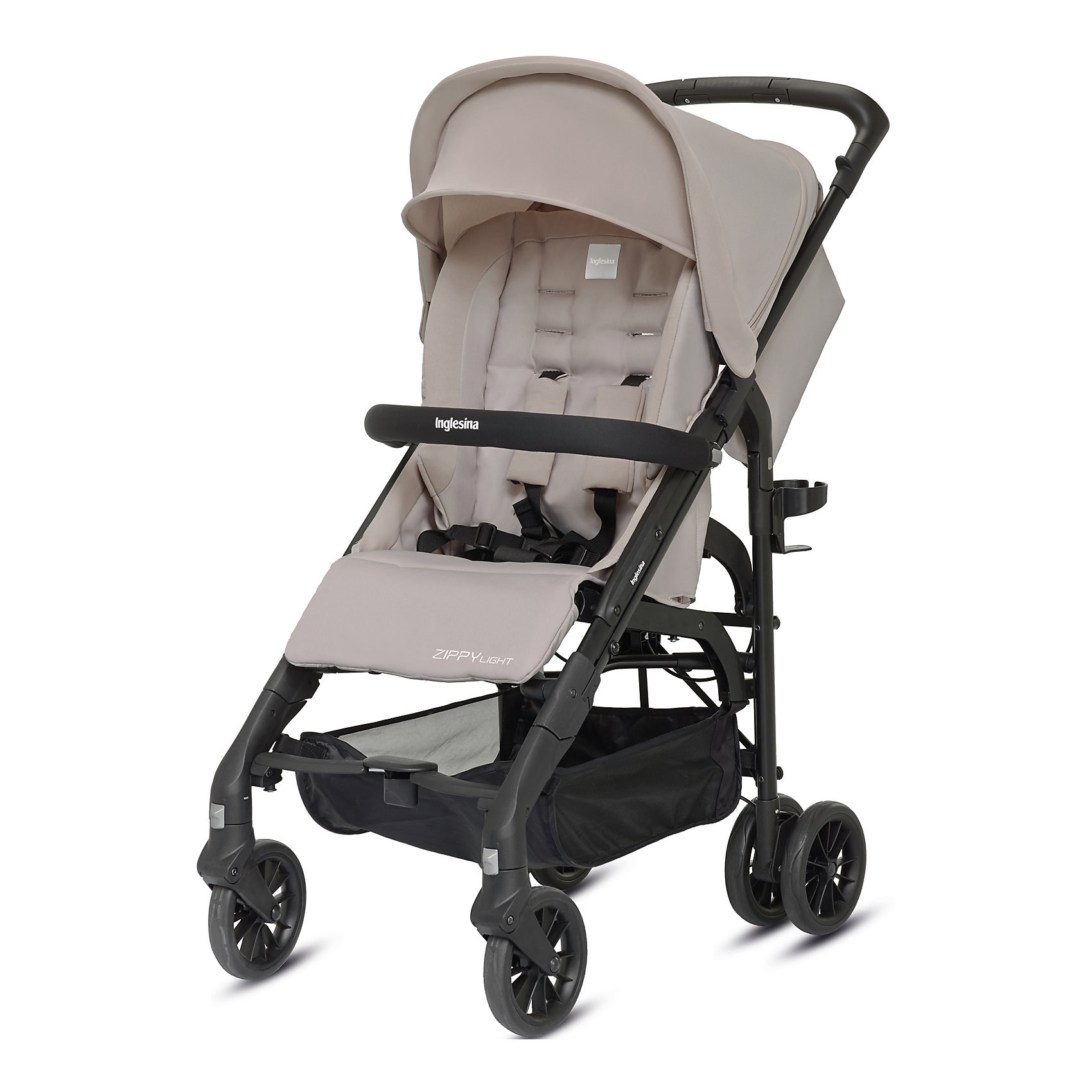 Inglesina Прогулочная коляска Zippy Light, Inglesina, Desert Dune прогулочная коляска cool baby kdd 6699gb t fuchsia light grey