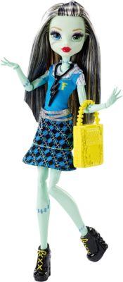 Mattel Кукла Фрэнки Штейн в модном наряде, Monster High