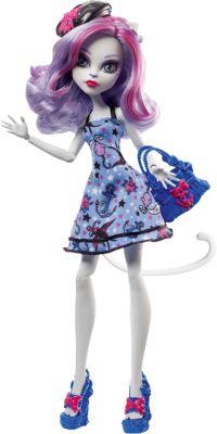 Mattel Кукла Катрин де Мяу из серии Пиратская авантюра , Monster High фото-1