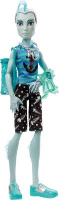 Mattel Кукла Гил Веббер из серии Пиратская авантюра , Monster High