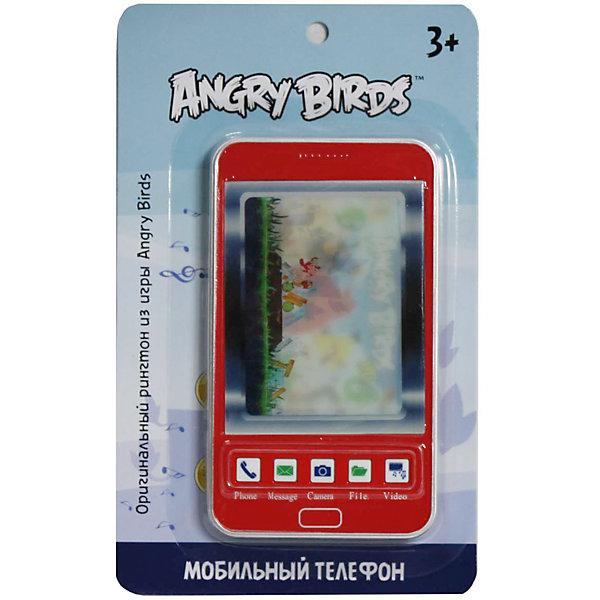 Телефон Самсунг Гэлакси, Angry Birds, 1toyИнтерактивные игрушки для малышей<br><br>Ширина мм: 135; Глубина мм: 220; Высота мм: 10; Вес г: 102; Возраст от месяцев: 36; Возраст до месяцев: 96; Пол: Унисекс; Возраст: Детский; SKU: 4767352;