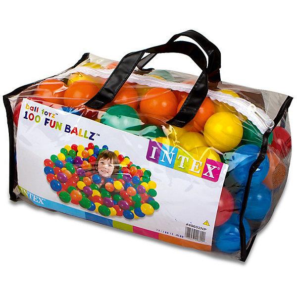Набор мячей для сухого бассейна, диаметр 6,5см.Игровые наборы<br>Шарики для сухого бассейна от компании Интекс станут отличным дополнением к игровому центру. С помощью таких шаров можно учить цвета и играть во множество интересных игр.<br><br>Ширина мм: 225<br>Глубина мм: 450<br>Высота мм: 310<br>Вес г: 990<br>Возраст от месяцев: 36<br>Возраст до месяцев: 120<br>Пол: Мужской<br>Возраст: Детский<br>SKU: 4767356