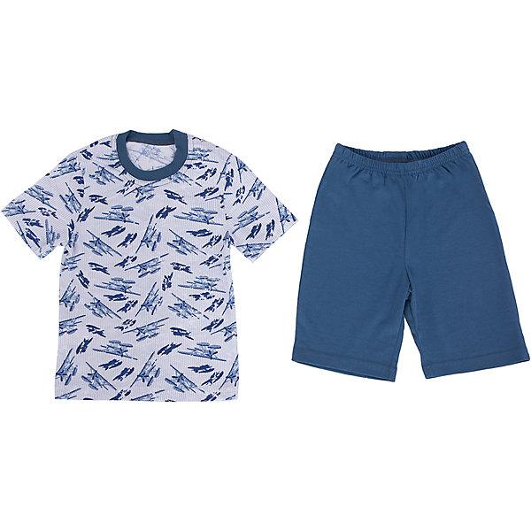 Пижама для мальчика АпрельПижамы и сорочки<br>Пижама для мальчика от известного бренда Апрель.<br><br>Состав:<br>хлопок 100%<br><br>Ширина мм: 281<br>Глубина мм: 70<br>Высота мм: 188<br>Вес г: 295<br>Цвет: синий<br>Возраст от месяцев: 48<br>Возраст до месяцев: 60<br>Пол: Мужской<br>Возраст: Детский<br>Размер: 110,86,116,98,92,104<br>SKU: 4768091