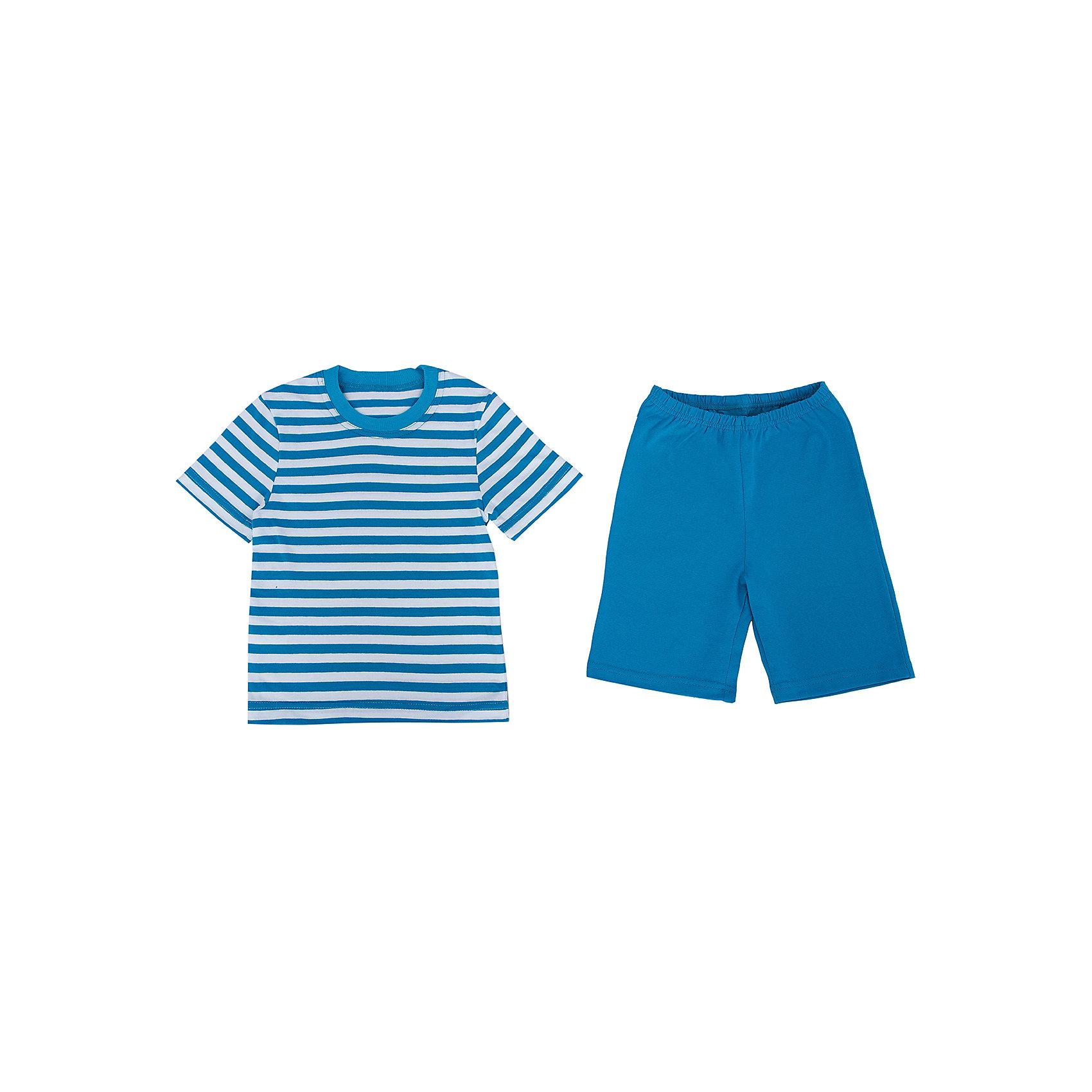 Пижама для мальчика АпрельПижама для мальчика от известного бренда Апрель. <br><br>Состав:<br>хлопок 100%, хлопок 95% + лайкра 5%<br><br>Ширина мм: 281<br>Глубина мм: 70<br>Высота мм: 188<br>Вес г: 295<br>Цвет: бирюзовый<br>Возраст от месяцев: 48<br>Возраст до месяцев: 60<br>Пол: Мужской<br>Возраст: Детский<br>Размер: 110,104,116,86,92,98<br>SKU: 4768098