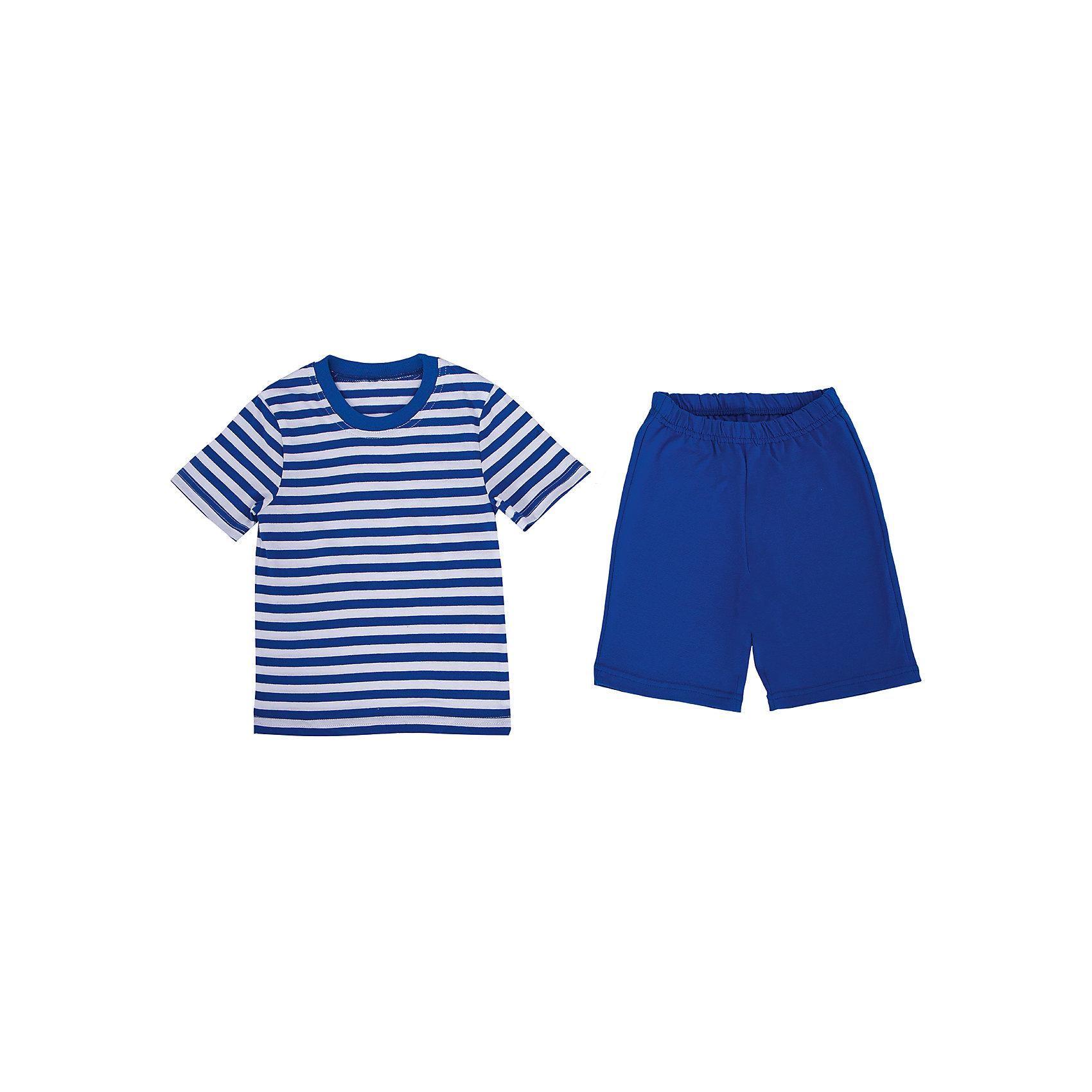 Пижама для мальчика АпрельПижама для мальчика от известного бренда Апрель.<br><br>Состав:<br>хлопок 100%, хлопок 95% + лайкра 5%<br><br>Ширина мм: 281<br>Глубина мм: 70<br>Высота мм: 188<br>Вес г: 295<br>Цвет: синий<br>Возраст от месяцев: 60<br>Возраст до месяцев: 72<br>Пол: Мужской<br>Возраст: Детский<br>Размер: 116,92,110,104,98<br>SKU: 4768105