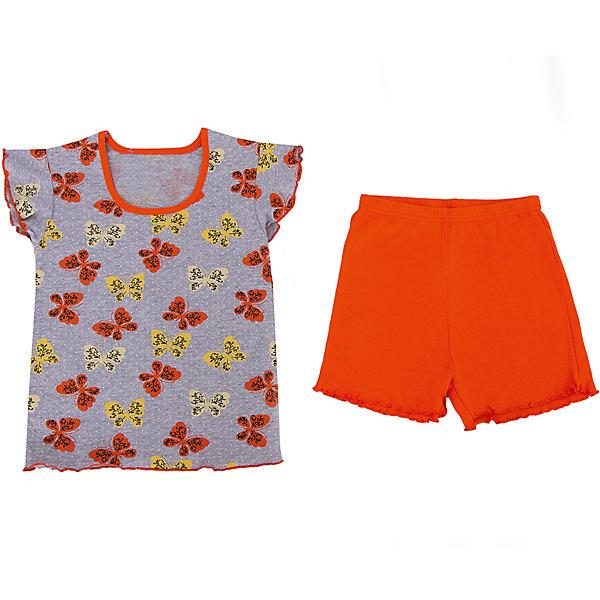 Пижама для девочки АпрельПижамы и сорочки<br>Пижама для девочки от известного бренда Апрель.<br><br>Состав:<br>хлопок 100%, хлопок 65% + полиэстер 35%<br><br>Ширина мм: 281<br>Глубина мм: 70<br>Высота мм: 188<br>Вес г: 295<br>Цвет: оранжевый<br>Возраст от месяцев: 60<br>Возраст до месяцев: 72<br>Пол: Женский<br>Возраст: Детский<br>Размер: 116,98,104,128,110,122<br>SKU: 4768215