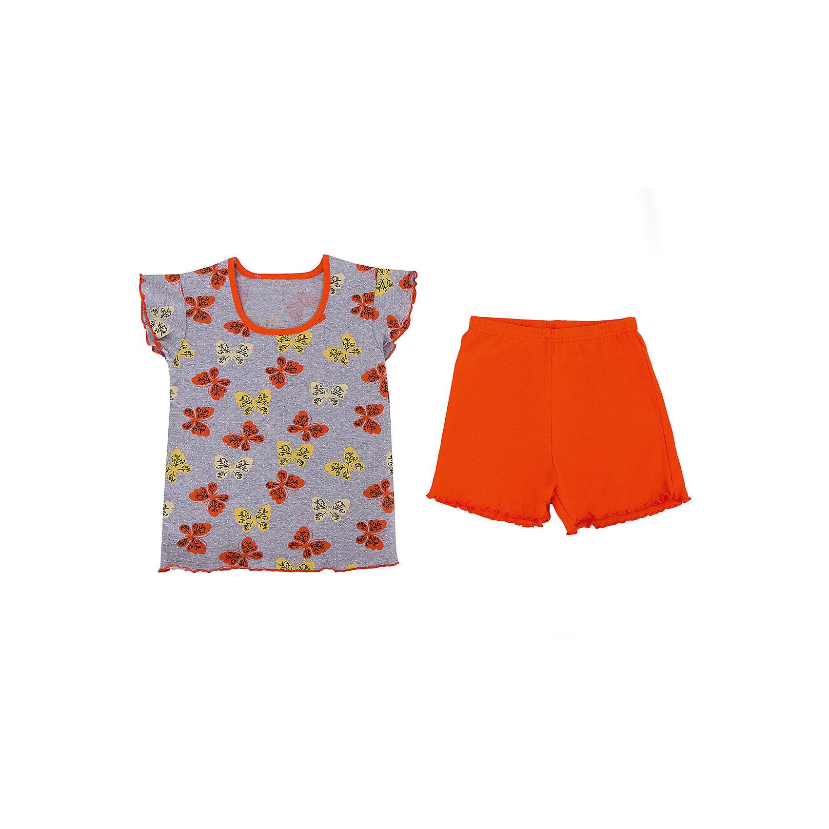 Пижама для девочки АпрельПижамы и сорочки<br>Пижама для девочки от известного бренда Апрель.<br><br>Состав:<br>хлопок 100%, хлопок 65% + полиэстер 35%<br><br>Ширина мм: 281<br>Глубина мм: 70<br>Высота мм: 188<br>Вес г: 295<br>Цвет: оранжевый<br>Возраст от месяцев: 48<br>Возраст до месяцев: 60<br>Пол: Женский<br>Возраст: Детский<br>Размер: 110,128,104,98,116,122<br>SKU: 4768215