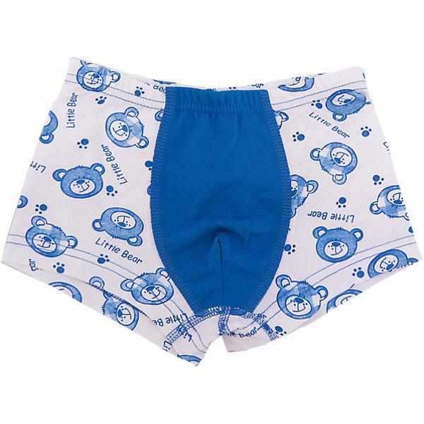 Трусы для мальчика АпрельНижнее бельё<br>Шорты для мальчика от известного бренда Апрель.<br>Удобные шорты выполнены из мягкого, легкого полотна. Изделие имеет эластичный пояс и анатомические вставки. Отличный вариант на каждый день.<br>Состав:<br>хлопок 100%<br><br>Ширина мм: 191<br>Глубина мм: 10<br>Высота мм: 175<br>Вес г: 273<br>Цвет: синий<br>Возраст от месяцев: 36<br>Возраст до месяцев: 48<br>Пол: Мужской<br>Возраст: Детский<br>Размер: 104,110,98,86,92<br>SKU: 4768399