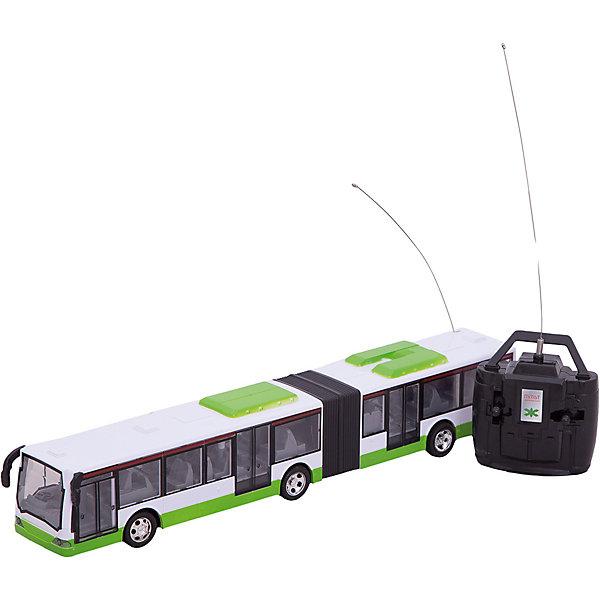 Городской Автобус , р/у, со светом и звуком, Играем вместеМашинки<br>Городской автобус на радиоуправлении от известного российского бренда Играем вместе.<br><br>При помощи пульта радиоуправления и антенны, расположенной на крыше автобуса, игрушка может выполнять различные движения. Автобус похож на настоящий транспорт, который мы видим на наших городских улицах.<br><br>- Световые и звуковые эффекты.<br>- Комплект: автобус, пульт управления.<br>- Наличие батареек: не входят в комплект.<br>- Тип батареек: AA / LR6 1.5V<br>- Материал: пластик, металлические элементы.<br>- Размер упаковки: 95 х 60 х 55 см.<br>- Размер игрушки: 58 х 11 х 9 см.<br>- Упаковка: картонная коробка с русским текстом.<br><br>Ширина мм: 580<br>Глубина мм: 110<br>Высота мм: 90<br>Вес г: 750<br>Возраст от месяцев: 36<br>Возраст до месяцев: 120<br>Пол: Мужской<br>Возраст: Детский<br>SKU: 4769596