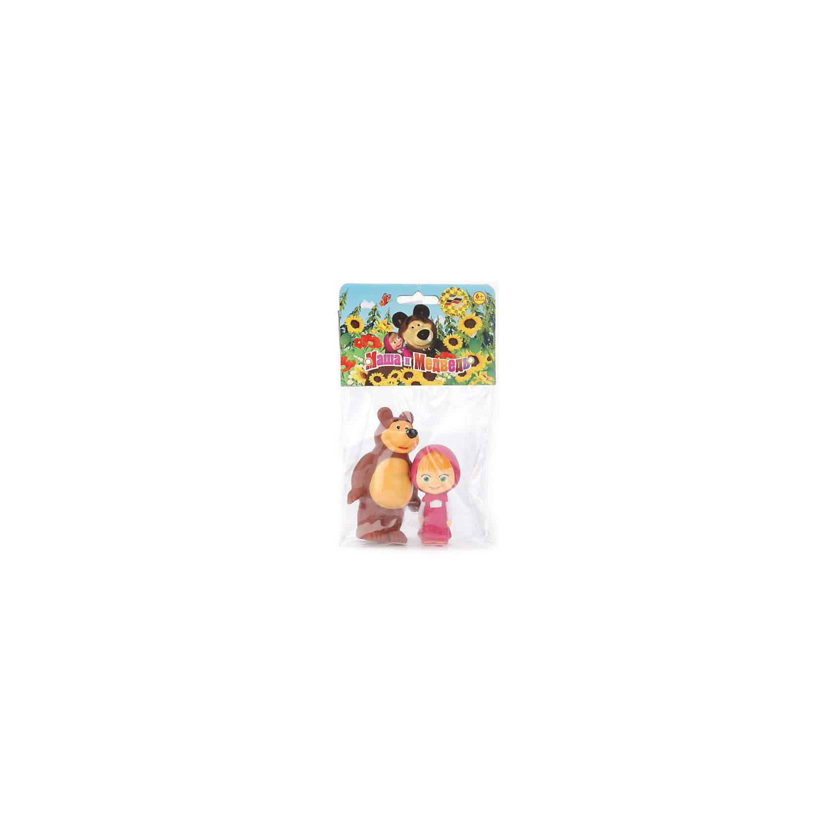 Набор для купания, Маша и Медведь, Играем вместеИгрушки<br>Набор для купания, Маша и Медведь, Играем вместе<br><br>Характеристики:<br><br>• Материал: ПВХ.<br>• Размер: ширина: 7 см; высота: 11.5 см<br><br>Отличные игрушки из мягкого ПВХ надолго займет внимания вашего малыша. Эти игрушки помогут малышу при прорезывании зубов, поможет развивать моторику рук, знакомить с формой, цветом, образами также с ней можно забавно поиграть в ванной. Яркий образ любимых героев поможет ребенку придумывать различные сюжетно-ролевые игры.<br><br>Набор для купания, Маша и Медведь, Играем вместе, можно купить в нашем интернет – магазине.<br><br>Ширина мм: 210<br>Глубина мм: 130<br>Высота мм: 40<br>Вес г: 100<br>Возраст от месяцев: 36<br>Возраст до месяцев: 72<br>Пол: Унисекс<br>Возраст: Детский<br>SKU: 4769605