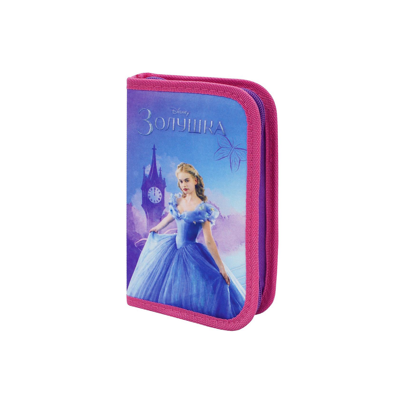 Росмэн Пенал Золушка, Принцессы Дисней кукла золушка 7 5 см принцессы дисней