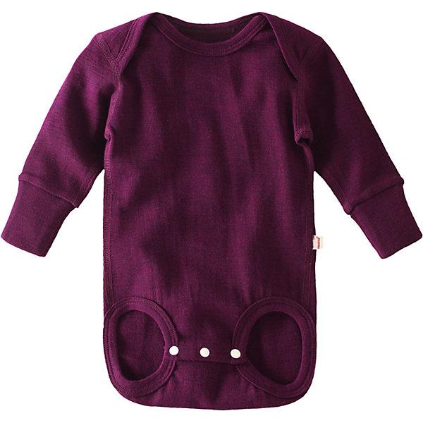 Боди Utu ReimaБоди<br>Боди  Reima<br>Боди для самых маленьких. Эластичный удобный материал. Смесь мягкой мериносовой шерсти и Tencel® для поддержания идеальной температуры тела. Кнопки в области шагового шва, позволяющие легко переодеть ребенка. Мягкие плоские швы для дополнительного комфорта: не раздражает кожу. Рукава с подгибом в размерах от 50 до 62 см. Удлиненные вязаные резинки на манжетах. <br>Уход:<br>Стирать с бельем одинакового цвета, вывернув наизнанку. Придать первоначальную форму вo влажном виде. Стирать моющим средством, не содержащим отбеливающие вещества. Сушить при низкой температуре. <br>Состав:<br>72% Шерсть, 28% лиоцелл<br><br>Ширина мм: 157<br>Глубина мм: 13<br>Высота мм: 119<br>Вес г: 200<br>Цвет: лиловый<br>Возраст от месяцев: 0<br>Возраст до месяцев: 3<br>Пол: Женский<br>Возраст: Детский<br>Размер: 56,80,68,50,74,62<br>SKU: 4775503