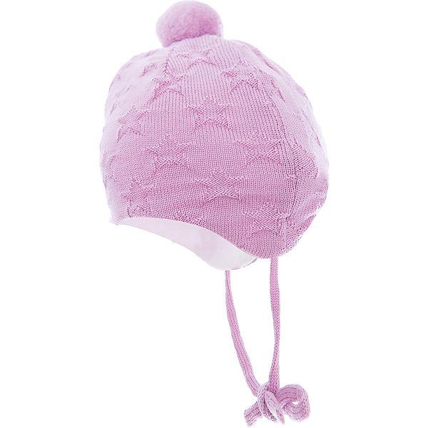 Шапка Lintu ReimaШапки и шарфы<br>Шапка  Reima<br>Шапка «Бини» для самых маленьких. Ткань из смеси мериносовой шерсти сохраняет тепло даже при намокании. Шерсть идеально поддерживает температуру. Теплая шерстяная вязка (волокно). Основной материал сертифицирован Oeko-Tex, класс 1, одежда для малышей. Любые размеры. Мягкая подкладка из хлопка и эластана. Задние швы отсутствуют. Логотип Reima® сбоку. Милый вязаный узор. Помпон сверху. Интересная структура поверхности.<br>Уход:<br>Стирать по отдельности, вывернув наизнанку. Придать первоначальную форму вo влажном виде. Возможна усадка 5 %.<br>Состав:<br>100% Шерсть<br><br>Ширина мм: 89<br>Глубина мм: 117<br>Высота мм: 44<br>Вес г: 155<br>Цвет: розовый<br>Возраст от месяцев: 4<br>Возраст до месяцев: 6<br>Пол: Женский<br>Возраст: Детский<br>Размер: 44-46,36-38,40-42<br>SKU: 4775564