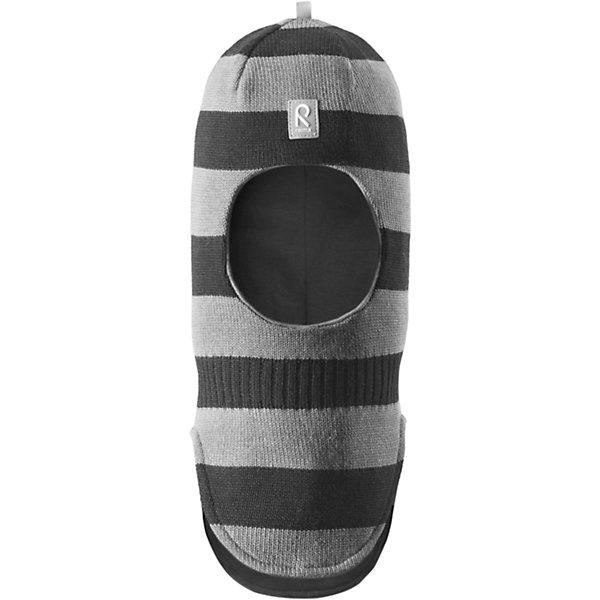 Шапка-шлем Starrie ReimaШапки и шарфы<br>Шапка  Reima<br>Шапка-шлем для малышей. Мягкая ткань из мериносовой шерсти для поддержания идеальной температуры тела. Теплая шерстяная вязка (волокно). Товар сертифицирован Oeko-Tex, класс 1, одежда для малышей. Ветронепроницаемые вставки в области ушей. Мягкая подкладка из хлопка и эластана. Светоотражающий элемент спереди.<br>Уход:<br>Стирать по отдельности, вывернув наизнанку. Придать первоначальную форму вo влажном виде. Возможна усадка 5 %.<br>Состав:<br>100% Шерсть<br><br>Ширина мм: 89<br>Глубина мм: 117<br>Высота мм: 44<br>Вес г: 155<br>Цвет: черный<br>Возраст от месяцев: 6<br>Возраст до месяцев: 9<br>Пол: Мужской<br>Возраст: Детский<br>Размер: 52,54,48,46,50<br>SKU: 4775678