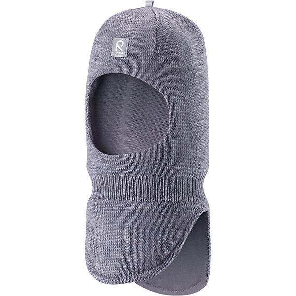 Шапка-шлем Starrie ReimaШапки и шарфы<br>Шапка  Reima<br>Шапка-шлем для малышей. Мягкая ткань из мериносовой шерсти для поддержания идеальной температуры тела. Теплая шерстяная вязка (волокно). Товар сертифицирован Oeko-Tex, класс 1, одежда для малышей. Ветронепроницаемые вставки в области ушей. Мягкая подкладка из хлопка и эластана. Светоотражающий элемент спереди.<br>Уход:<br>Стирать по отдельности, вывернув наизнанку. Придать первоначальную форму вo влажном виде. Возможна усадка 5 %.<br>Состав:<br>100% Шерсть<br>Ширина мм: 89; Глубина мм: 117; Высота мм: 44; Вес г: 155; Цвет: серый; Возраст от месяцев: 6; Возраст до месяцев: 9; Пол: Мужской; Возраст: Детский; Размер: 46,52,50,48,54; SKU: 4775696;