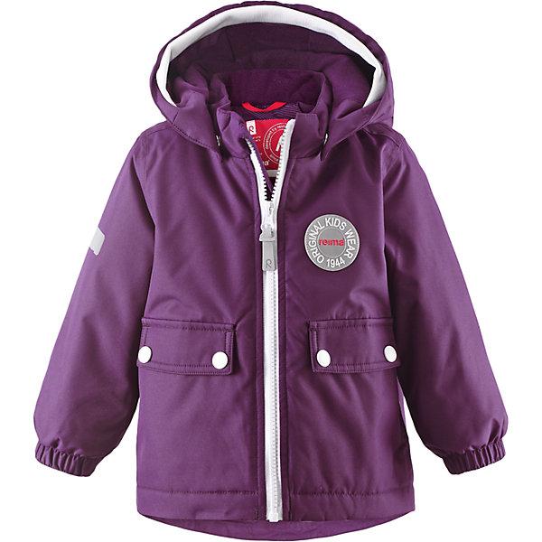 Купить Куртка Quilt для девочки Reima, Китай, лиловый, 80, 86, 92, 98, Женский