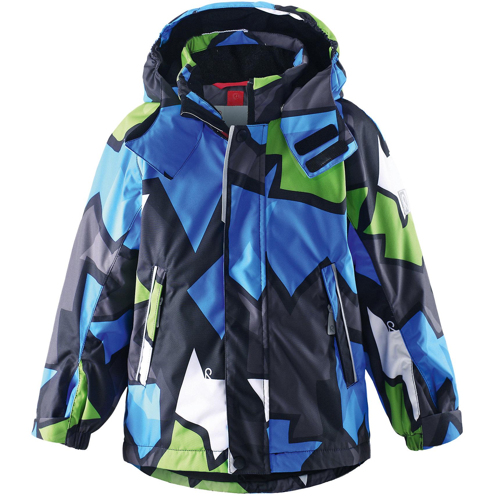 Reima Куртка Kiekko для мальчика Reimatec® Reima reima сапоги slate для мальчика reimatec® reima