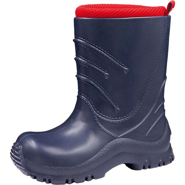 Резиновые сапоги   Frillo Reimatec® Reima для девочкиОбувь<br>Резиновые сапоги  Reimatec® Reima<br>Резиновые сапоги для детей и малышей. Водонепроницаемая демисезонная обувь. Эластичная и легкая подошва из ЭВА. Текстильная подкладка. Съемный носок. Легко надеваются на ноги. Без ПХВ.<br>Уход:<br>Храните обувь в вертикальном положении при комнатной температуре. Сушить обувь всегда следует при комнатной температуре: вынув съемные стельки. Стельки следует время от времени заменять на новые. Налипшую грязь можно счищать щеткой или влажной тряпкой. Перед использованием обувь рекомендуется обрабатывать специальными защитными средствами.<br>Состав:<br>Подошва: 100% EVA, Верх: 100% EVA<br>Ширина мм: 237; Глубина мм: 180; Высота мм: 152; Вес г: 438; Цвет: синий; Возраст от месяцев: 120; Возраст до месяцев: 132; Пол: Мужской; Возраст: Детский; Размер: 28,34,22,32,24,26,30; SKU: 4776640;