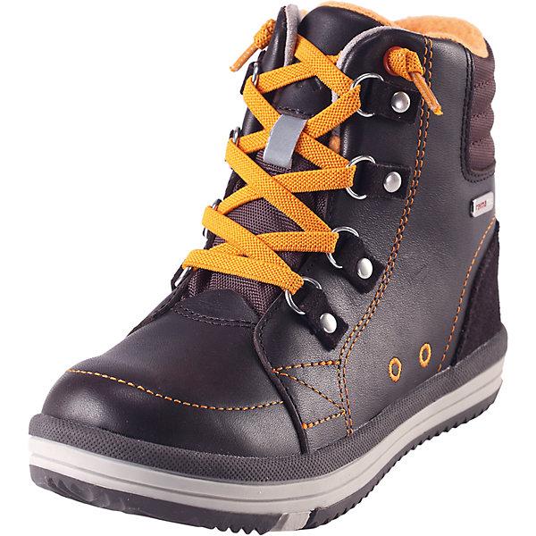Купить Ботинки Weather Reimatec® Reima, Китай, коричневый, 33, 30, 27, 32, 36, 38, 28, 34, 29, 31, 35, 37, Унисекс