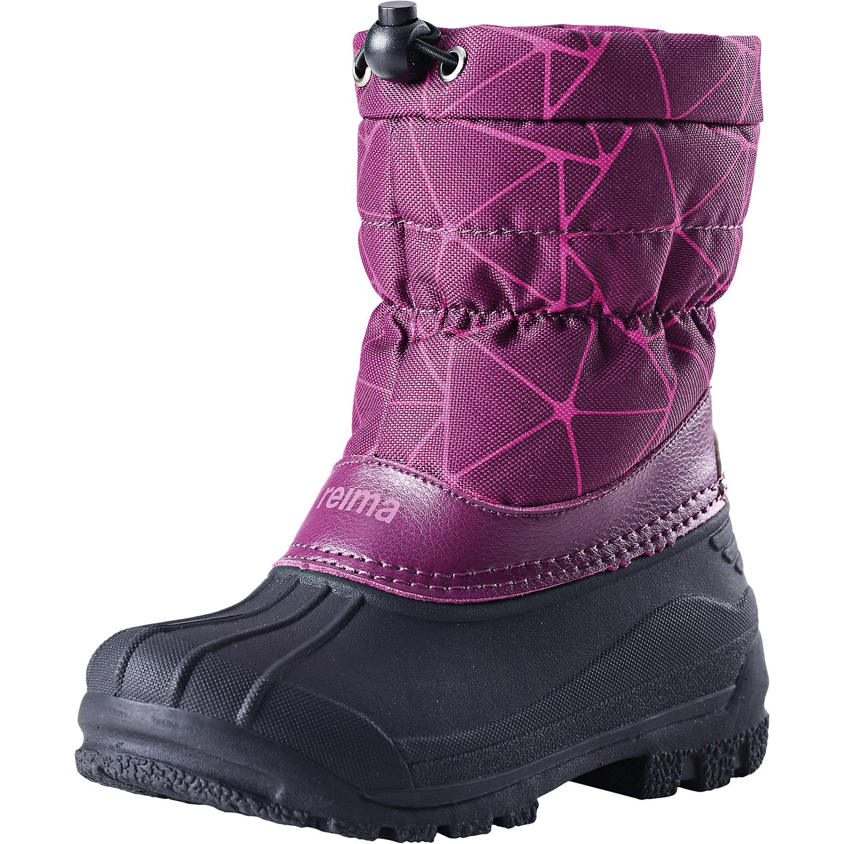 Reima Ботинки Nefar для девочки Reima зимняя резина на шкоду октавия