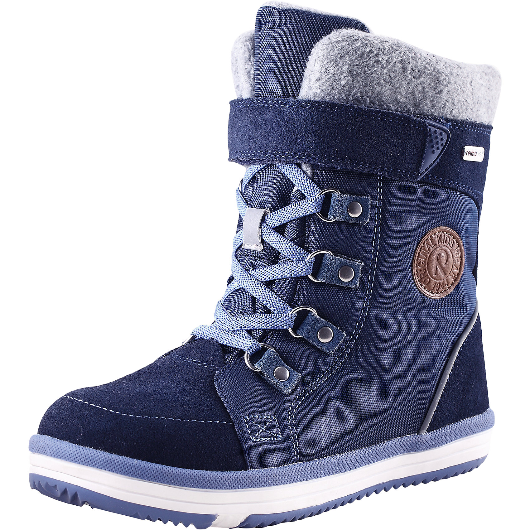Reima Ботинки Freddo для мальчика Reimatec® Reima reima сапоги slate для мальчика reimatec® reima